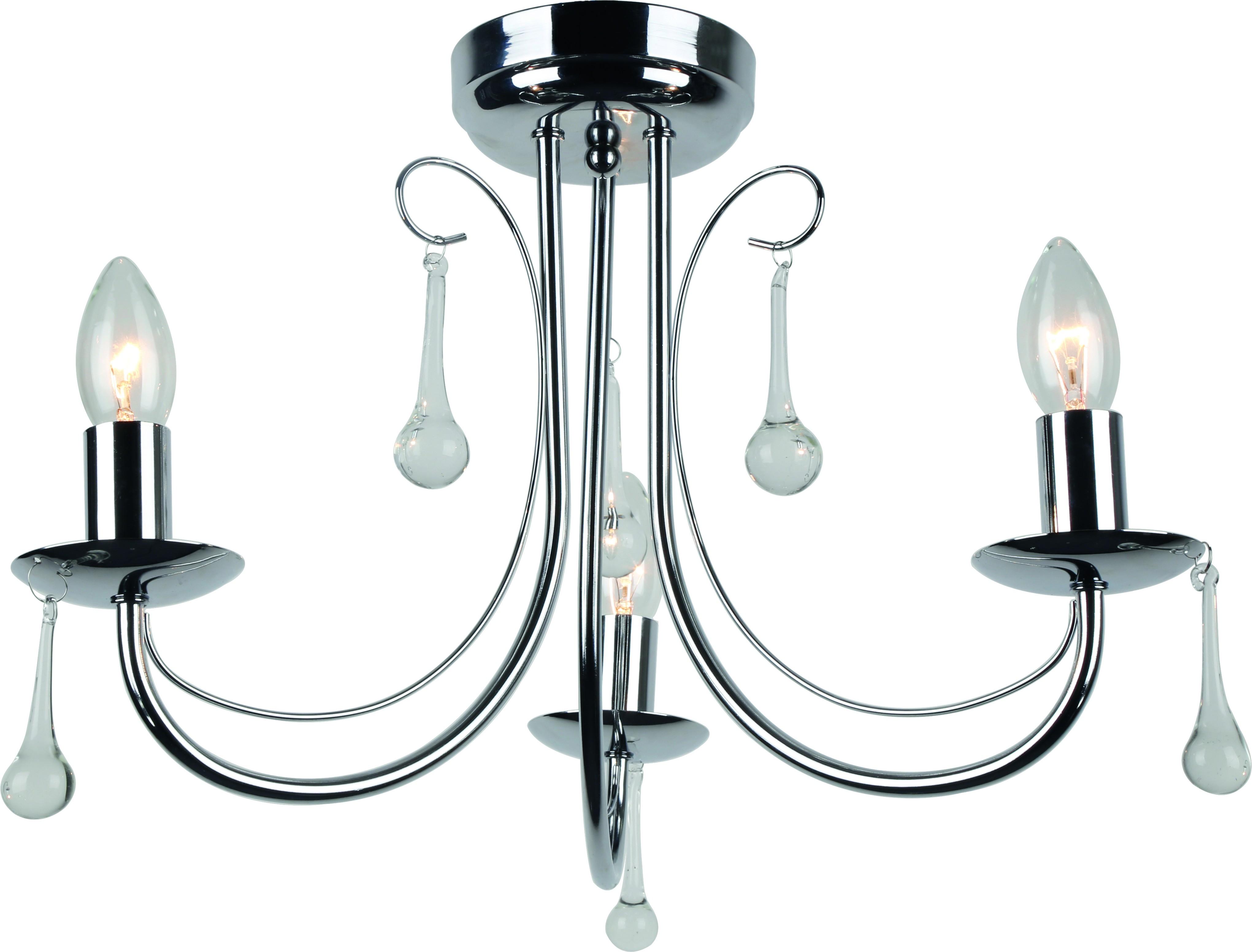 Люстра Arte lamp A8548pl-3cc