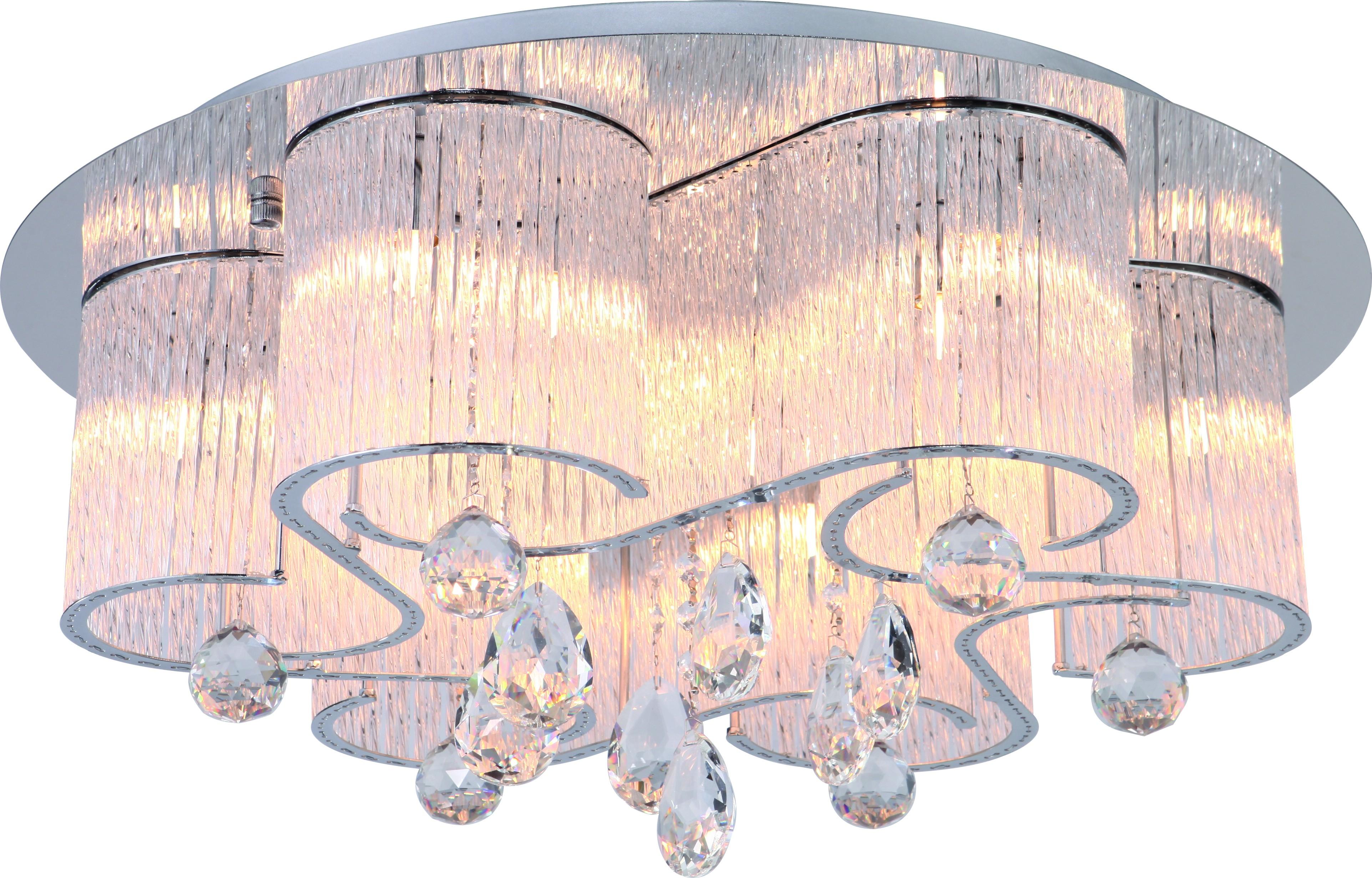 Люстра Arte lamp A8562pl-15cl накладной светильник arte lamp ondata a8562pl 15cl