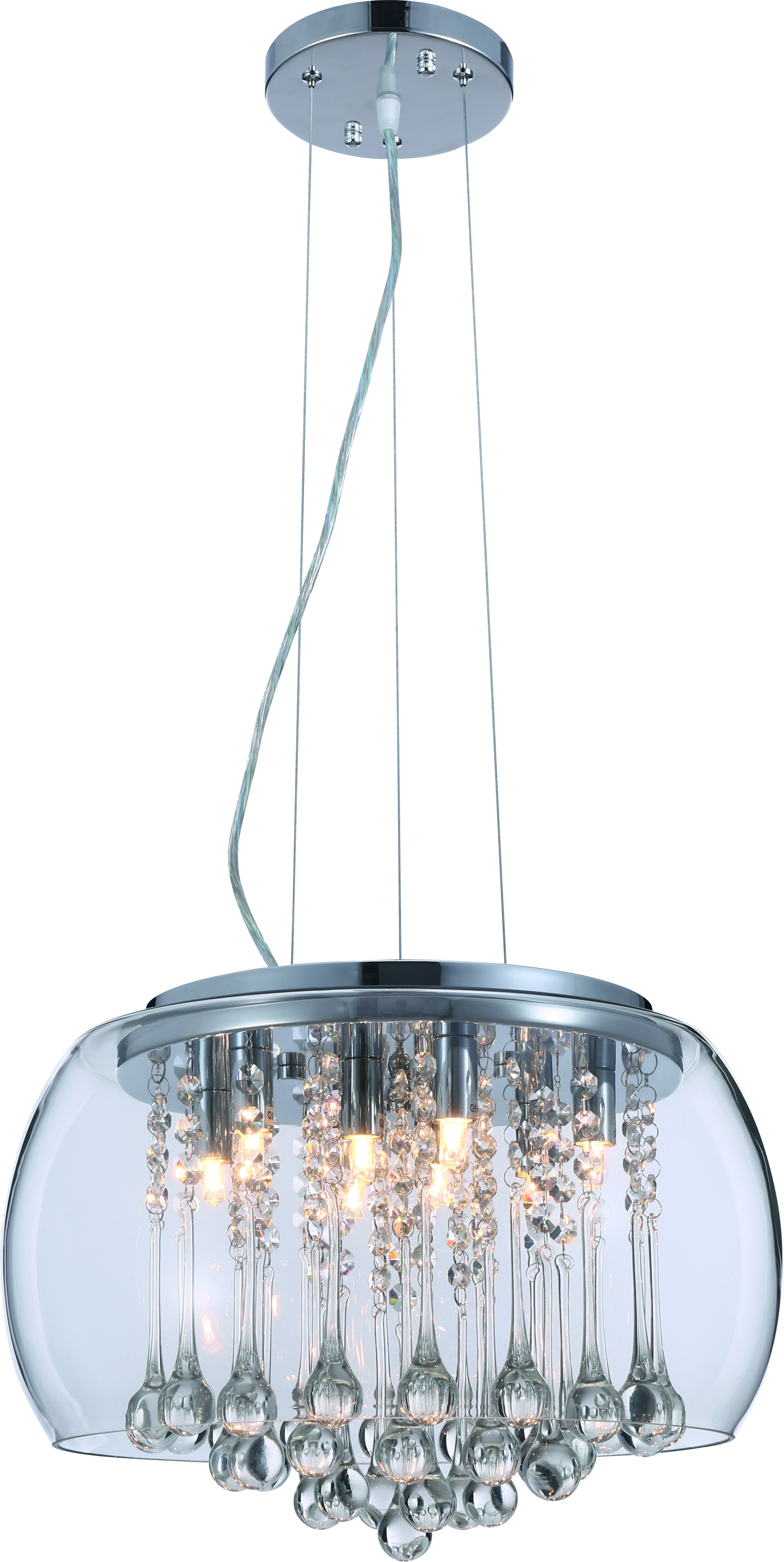 Люстра Arte lamp A7054sp-8cc люстра на штанге arte lamp arancia a9276lm 8cc