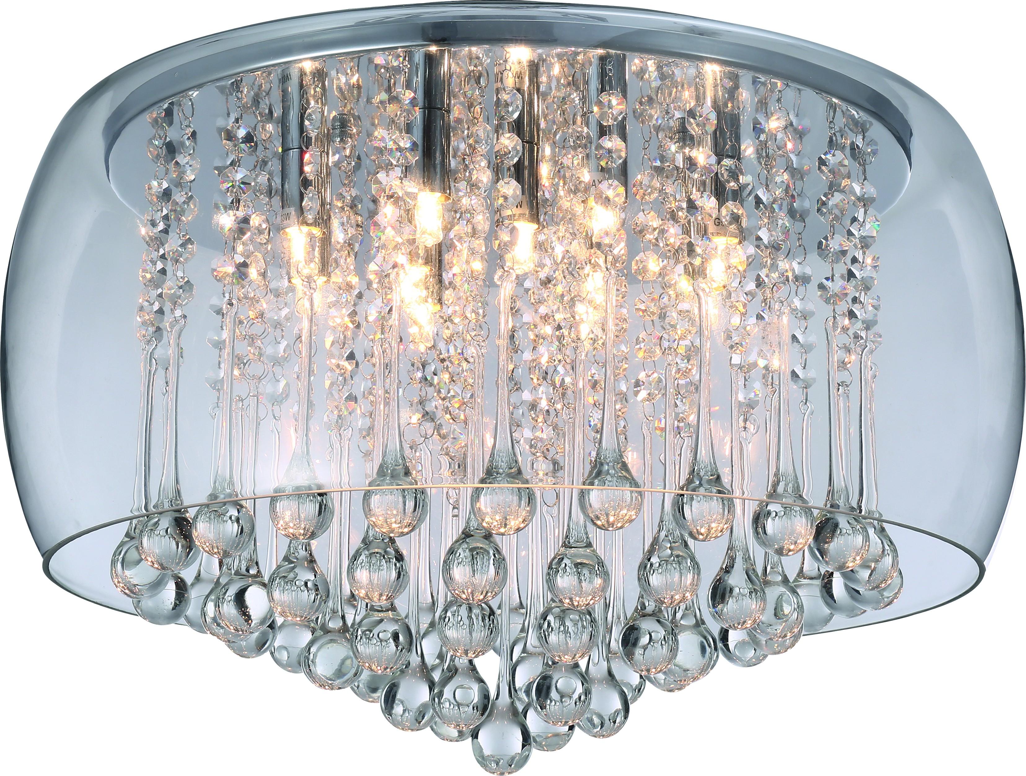 Люстра Arte lamp A7054pl-11cc накладной светильник arte lamp halo a7054pl 11cc