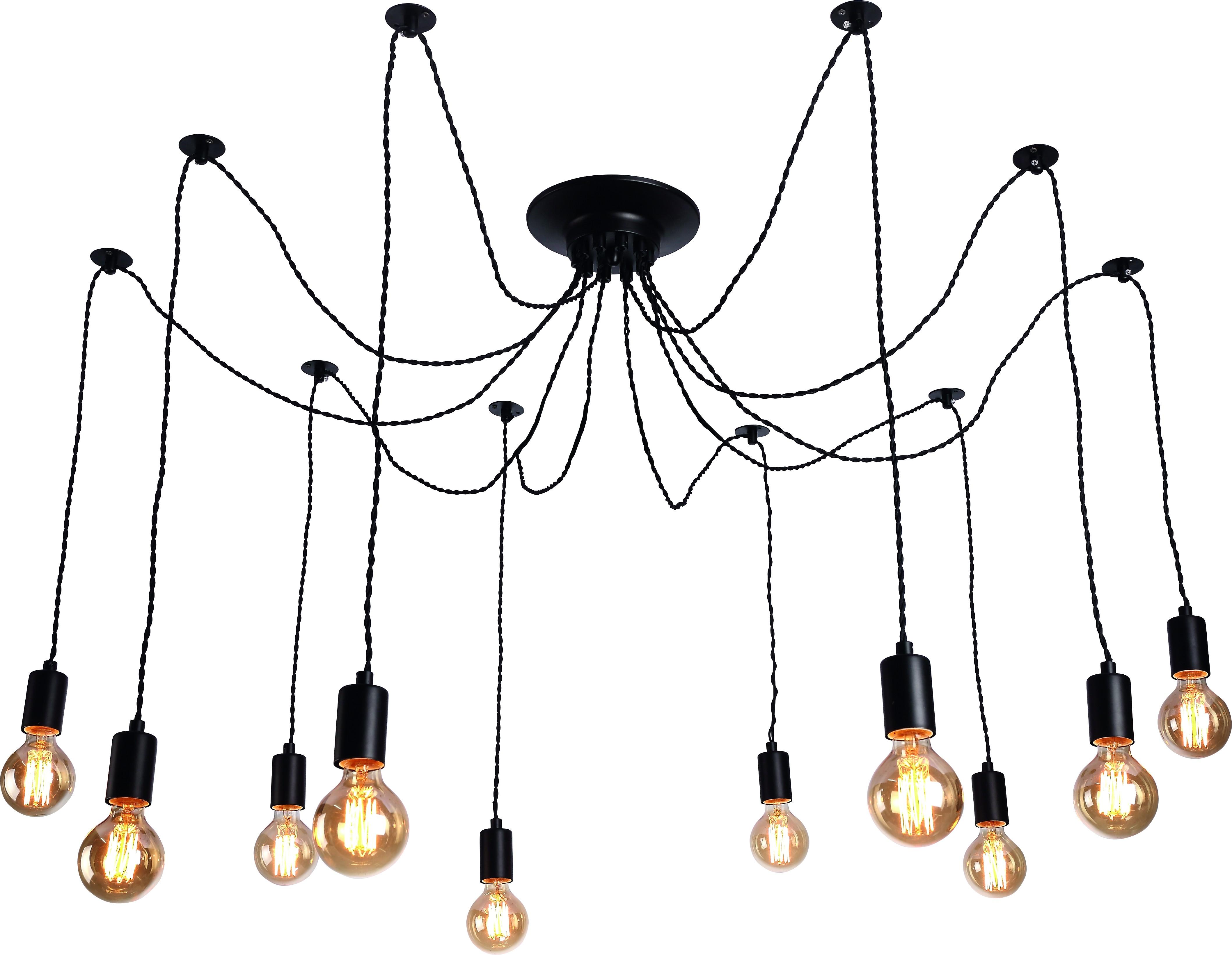 Люстра Arte lamp A9184sp-10bk пылесос iclebo arte carbon ycr m05 10