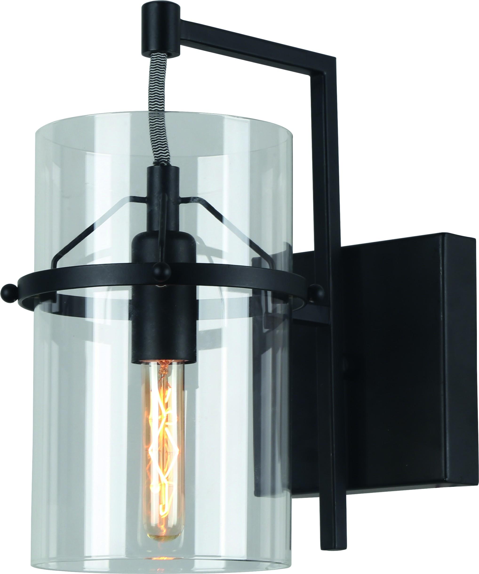 Бра Arte lamp A8586ap-1bk