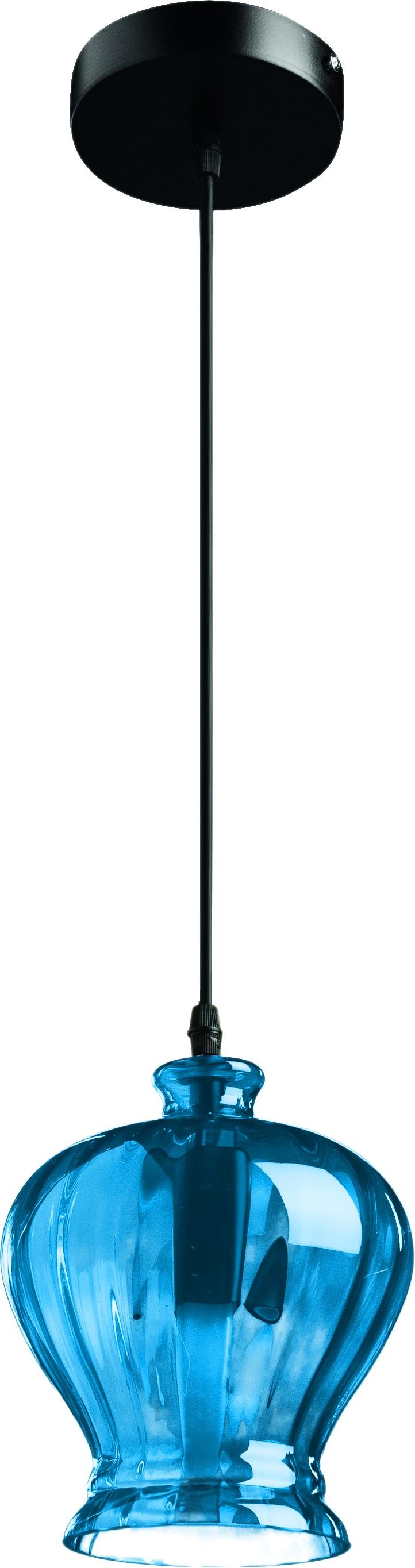 Фото Светильник подвесной Arte lamp A8127sp-1bl