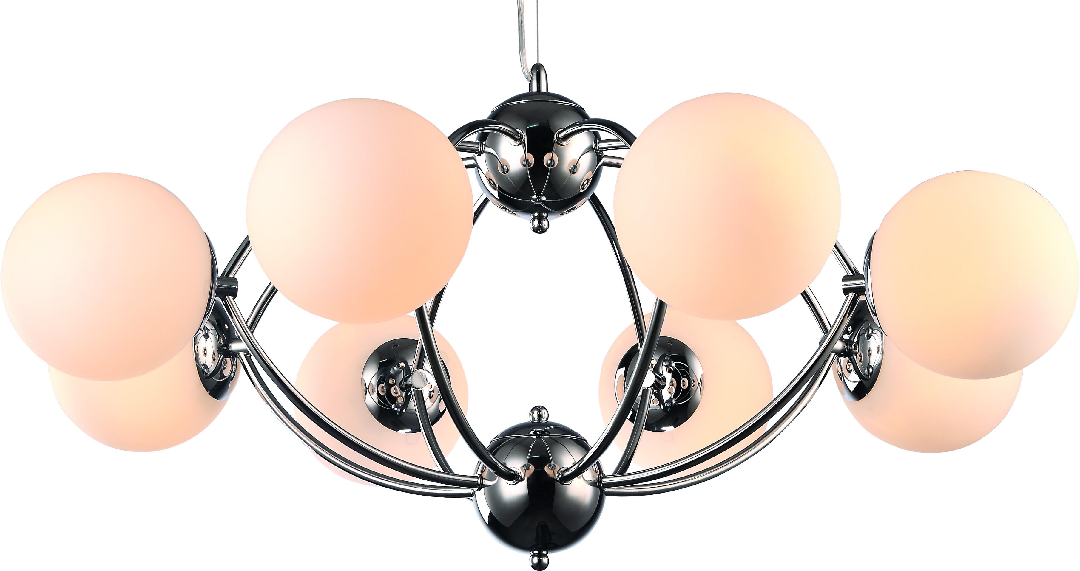 Купить Люстра Arte lamp A9432sp-8cc