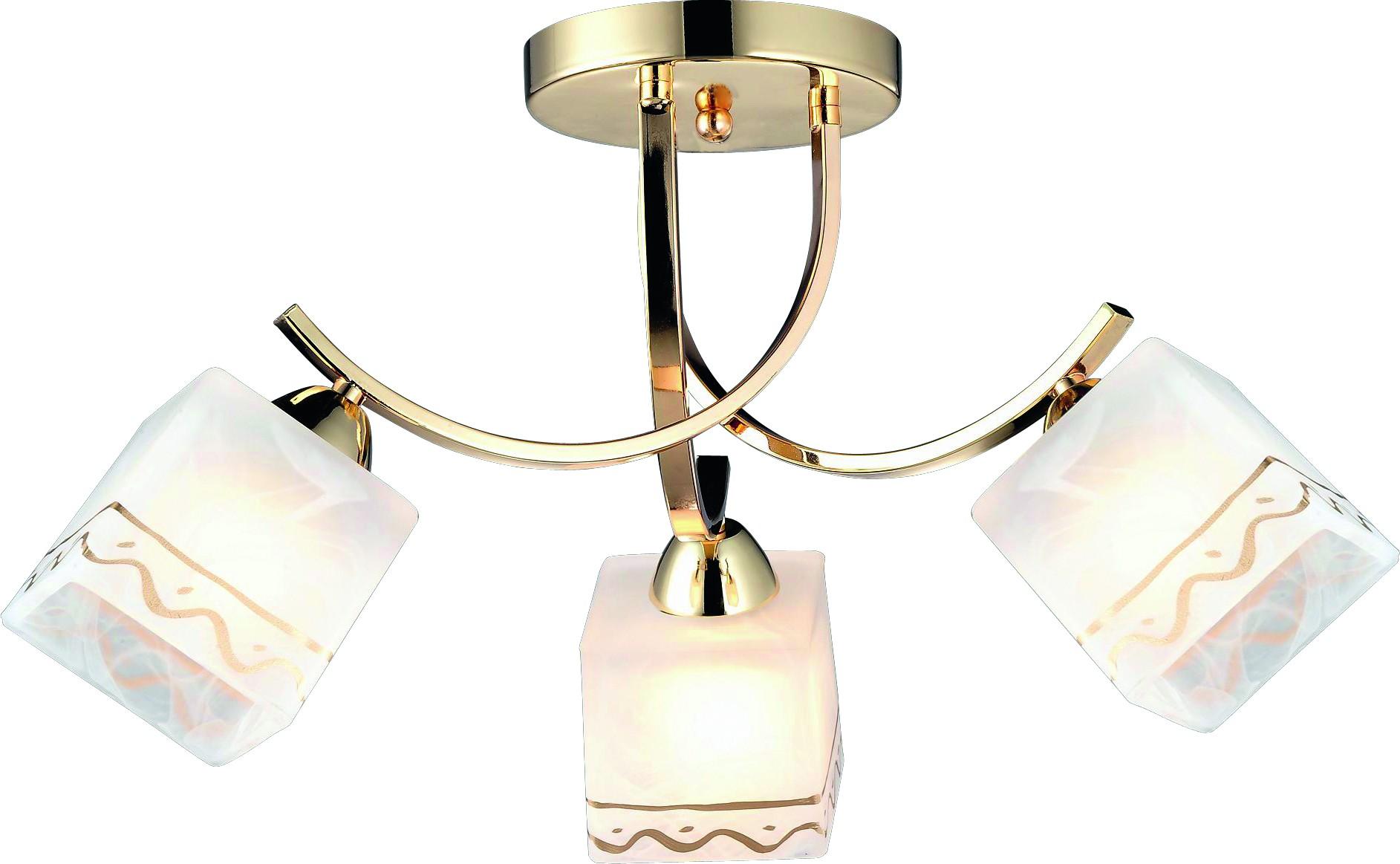 Люстра Arte lamp A6119pl-3go торшер arte lamp armonico a5008pn 3go