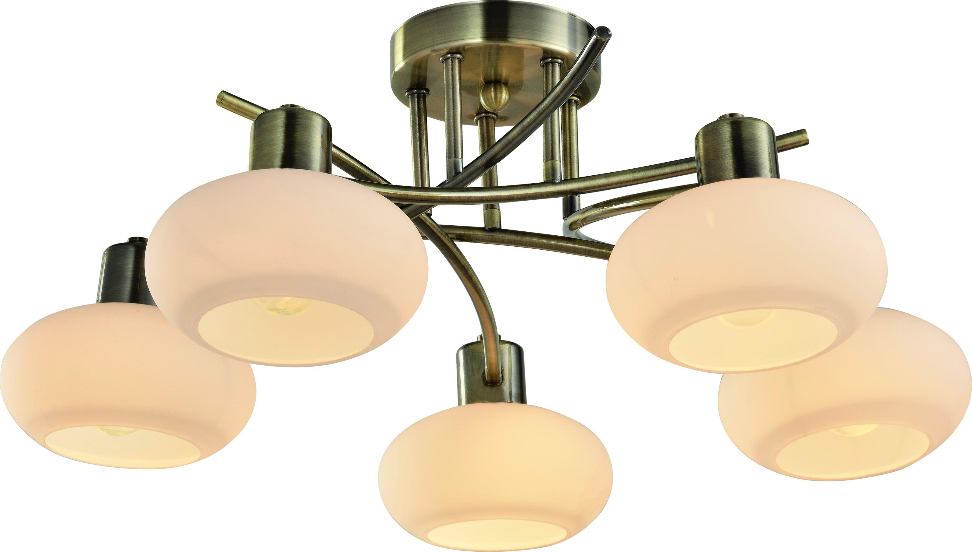 Люстра Arte lamp A7556pl-5ab производители деионизированная вода 5л