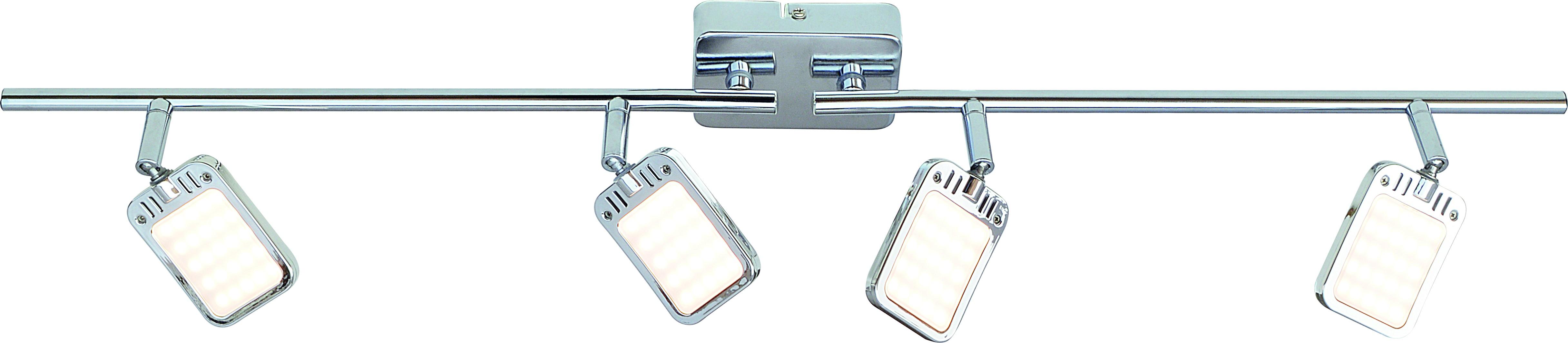 Спот Arte lamp A9412pl-4cc arte lamp rampa a9412pl 4cc