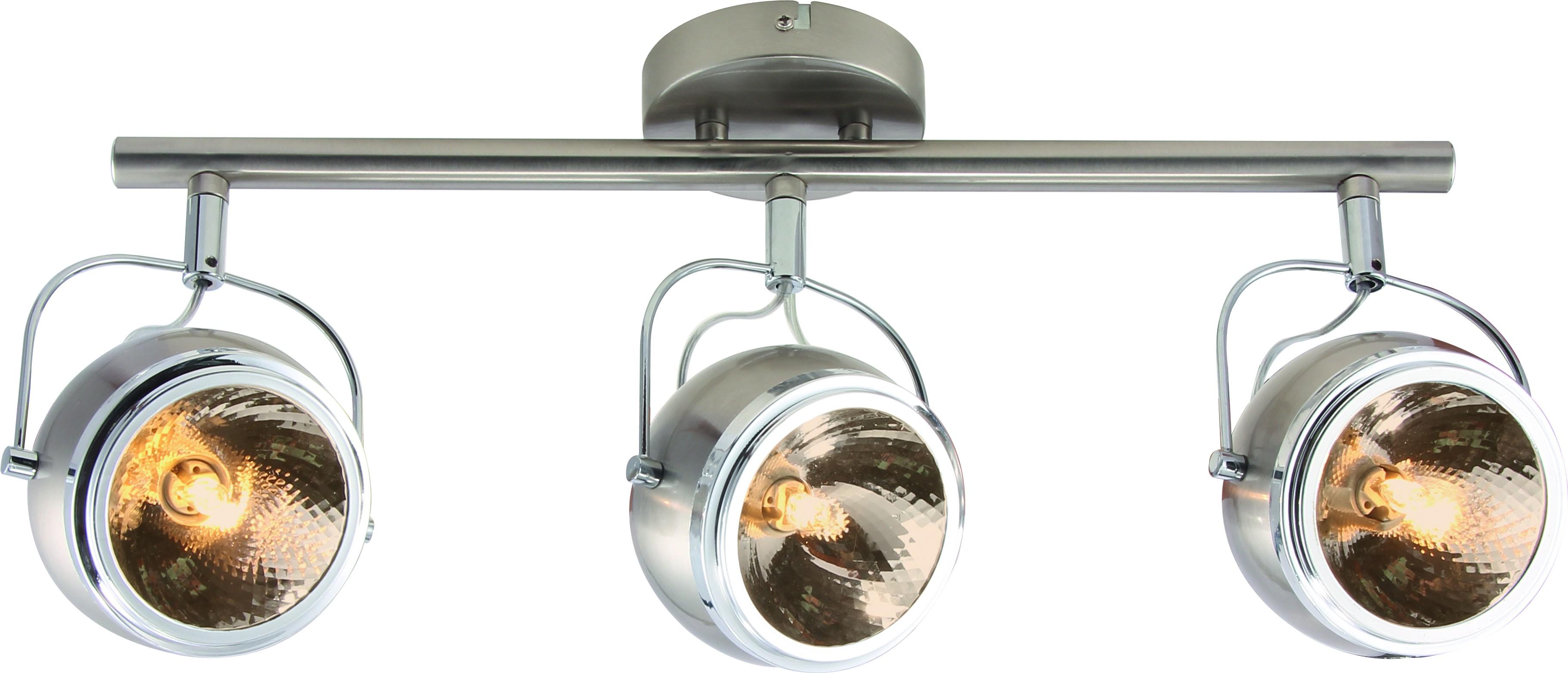 Спот Arte lamp A4509pl-3ss
