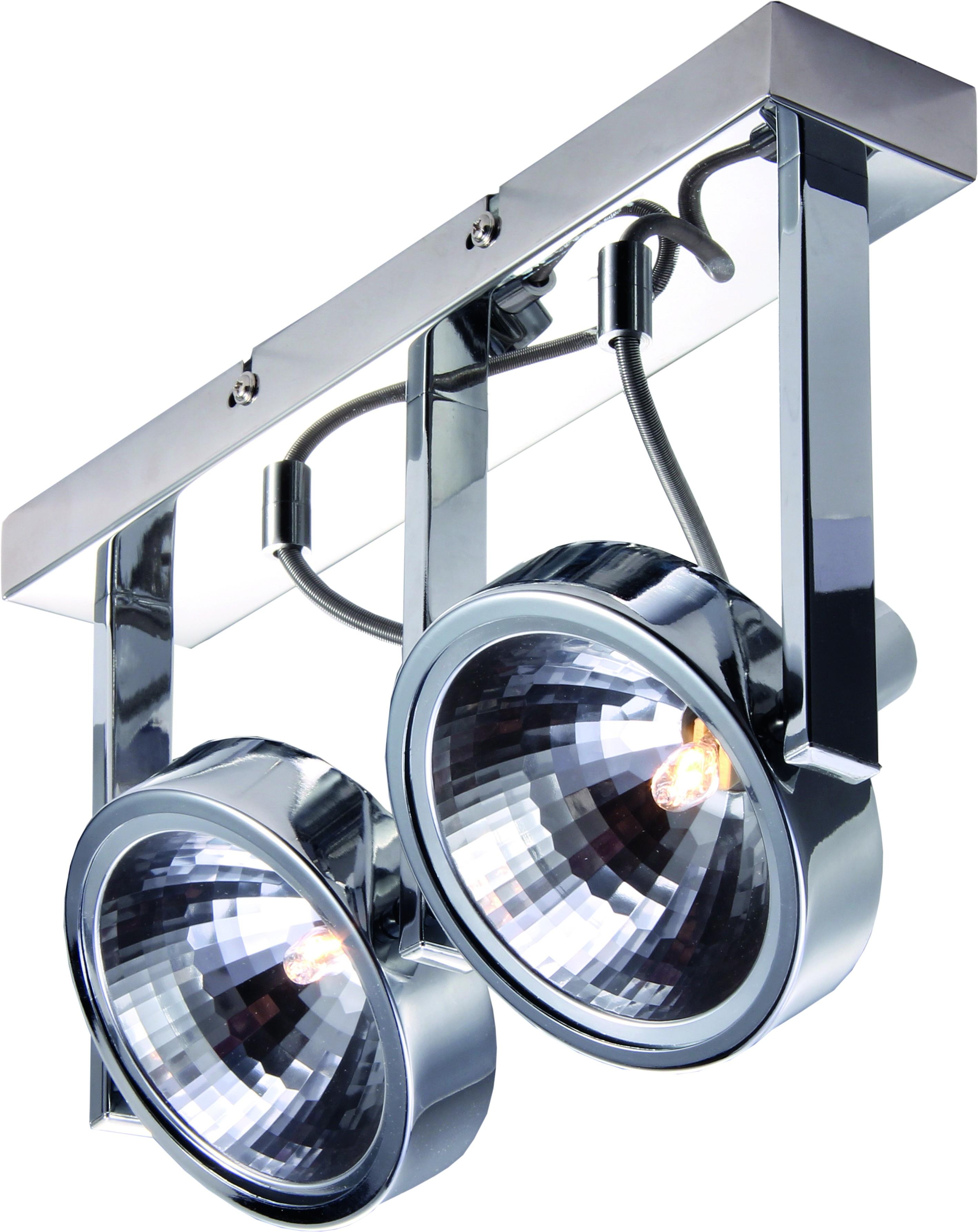 Спот Arte lamp A4507pl-2cc светильник на штанге arte lamp faccia a4507pl 2cc