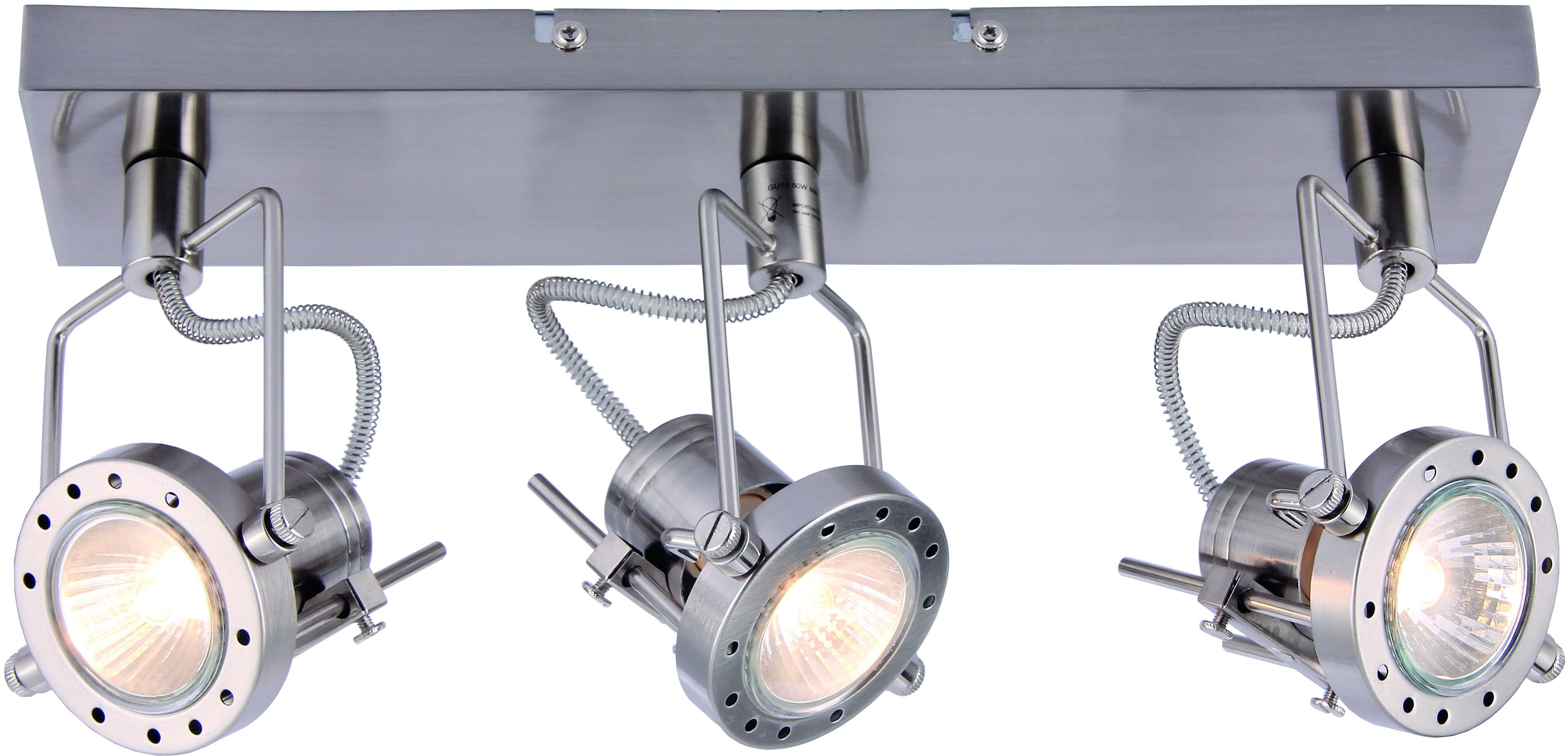 Спот Arte lamp A4300pl-3ss спот artelamp a4300pl 3ss