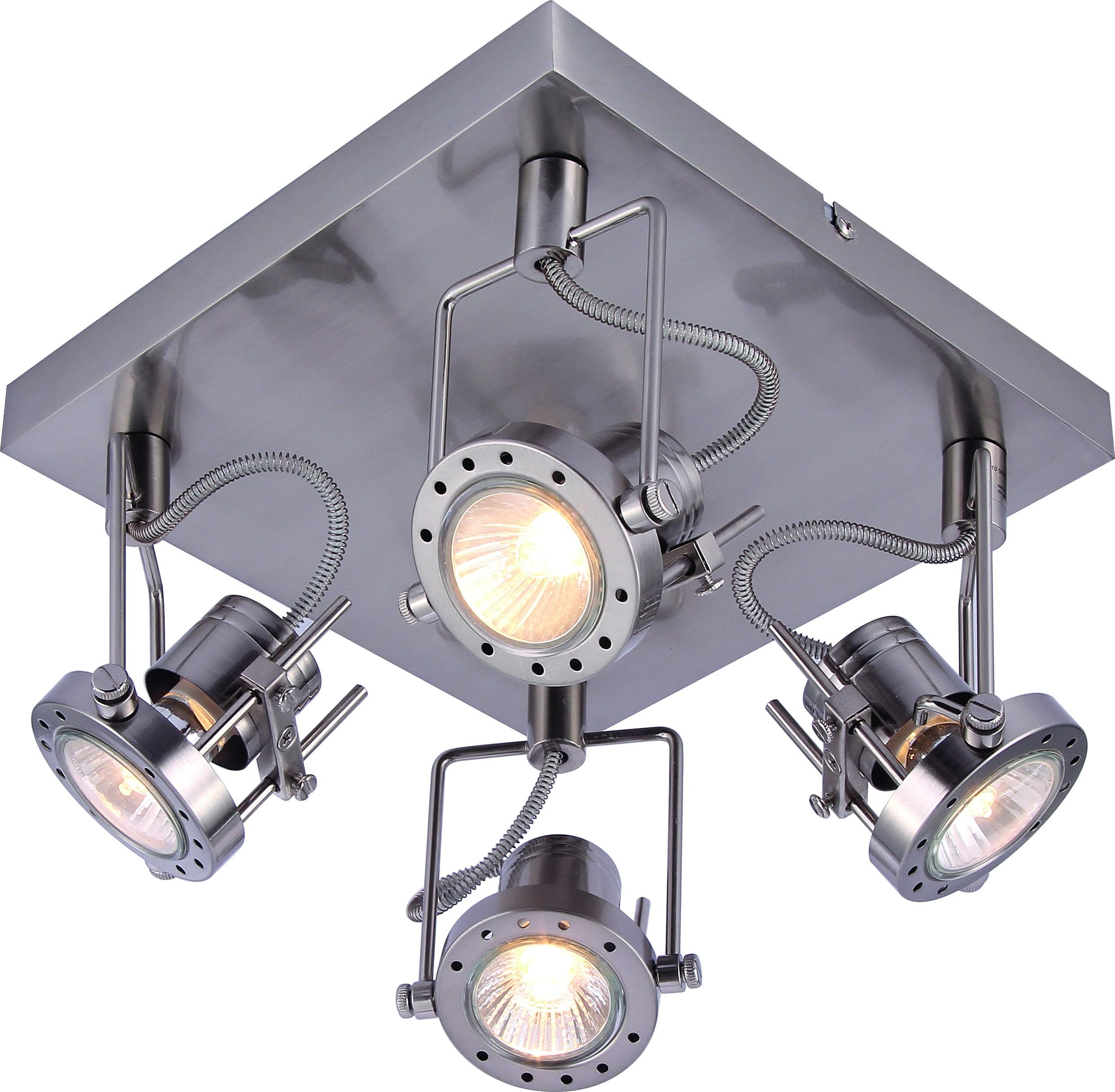Спот Arte lamp A4300pl-4ss