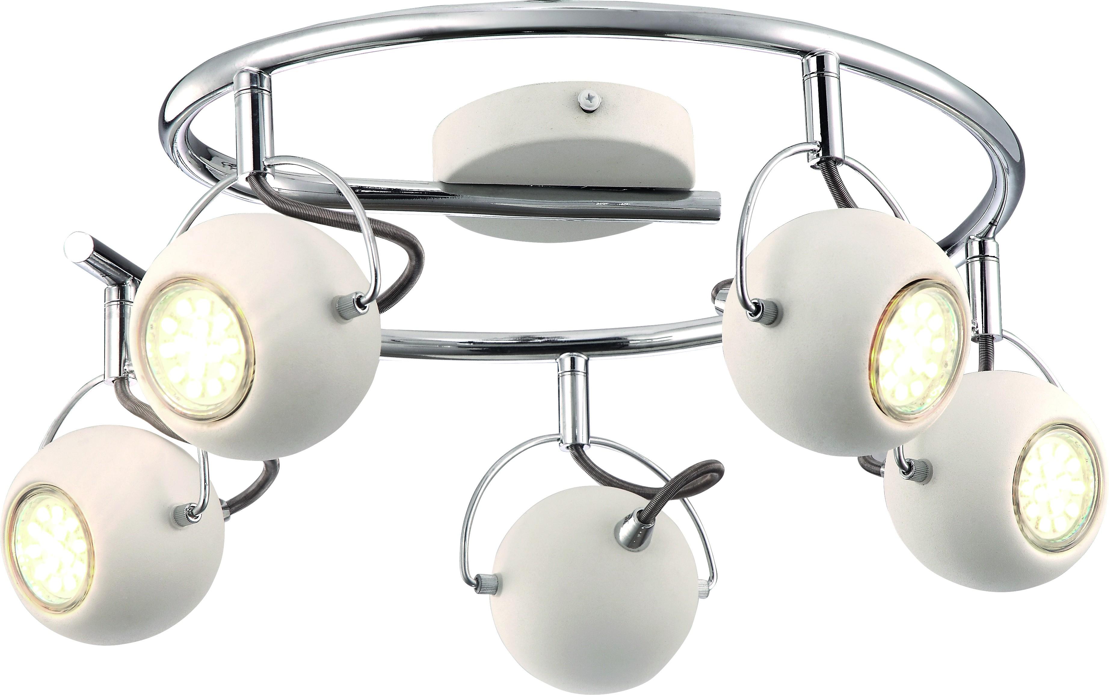купить Спот Arte lamp A9128pl-5wh по цене 6470 рублей
