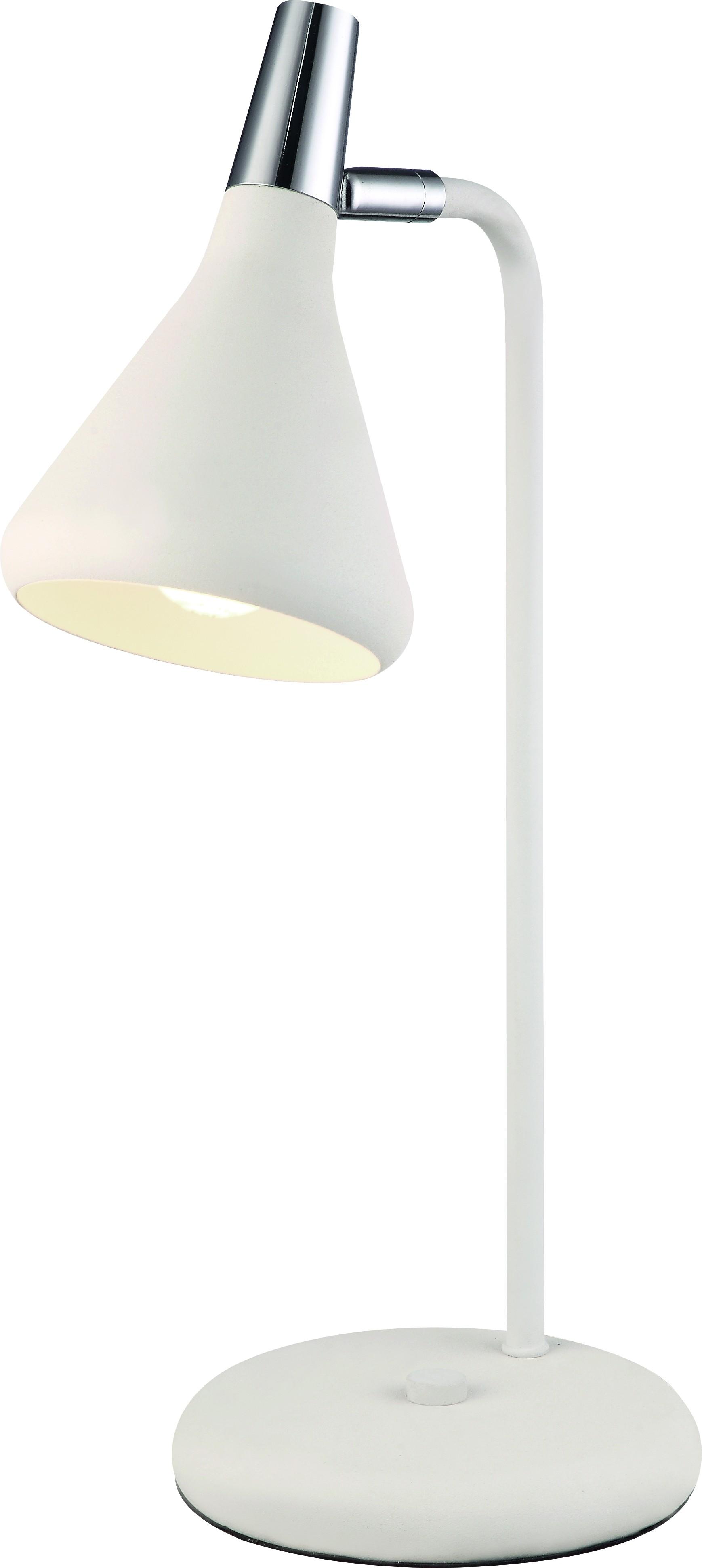 Лампа настольная Arte lamp A9154lt-1wh настольная лампа arte lamp 73 a9154lt 1wh