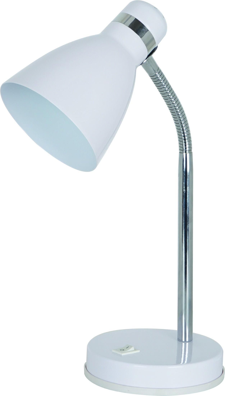 Лампа настольная Arte lamp A5049lt-1wh, A5049lt-1wh