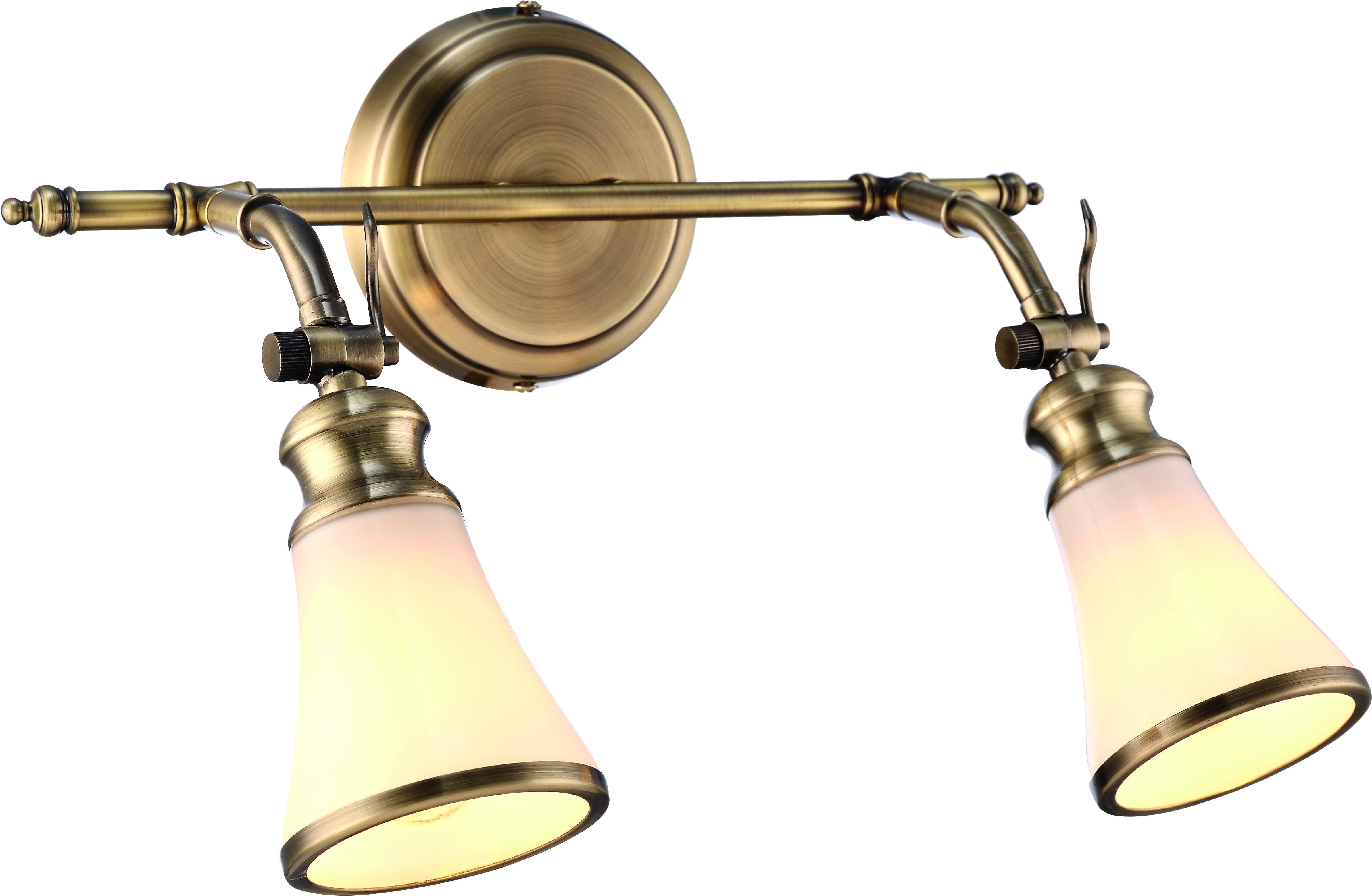 Спот Arte lamp A9231ap-2ab спот 81 a9231ap 2ab arte lamp 1189608