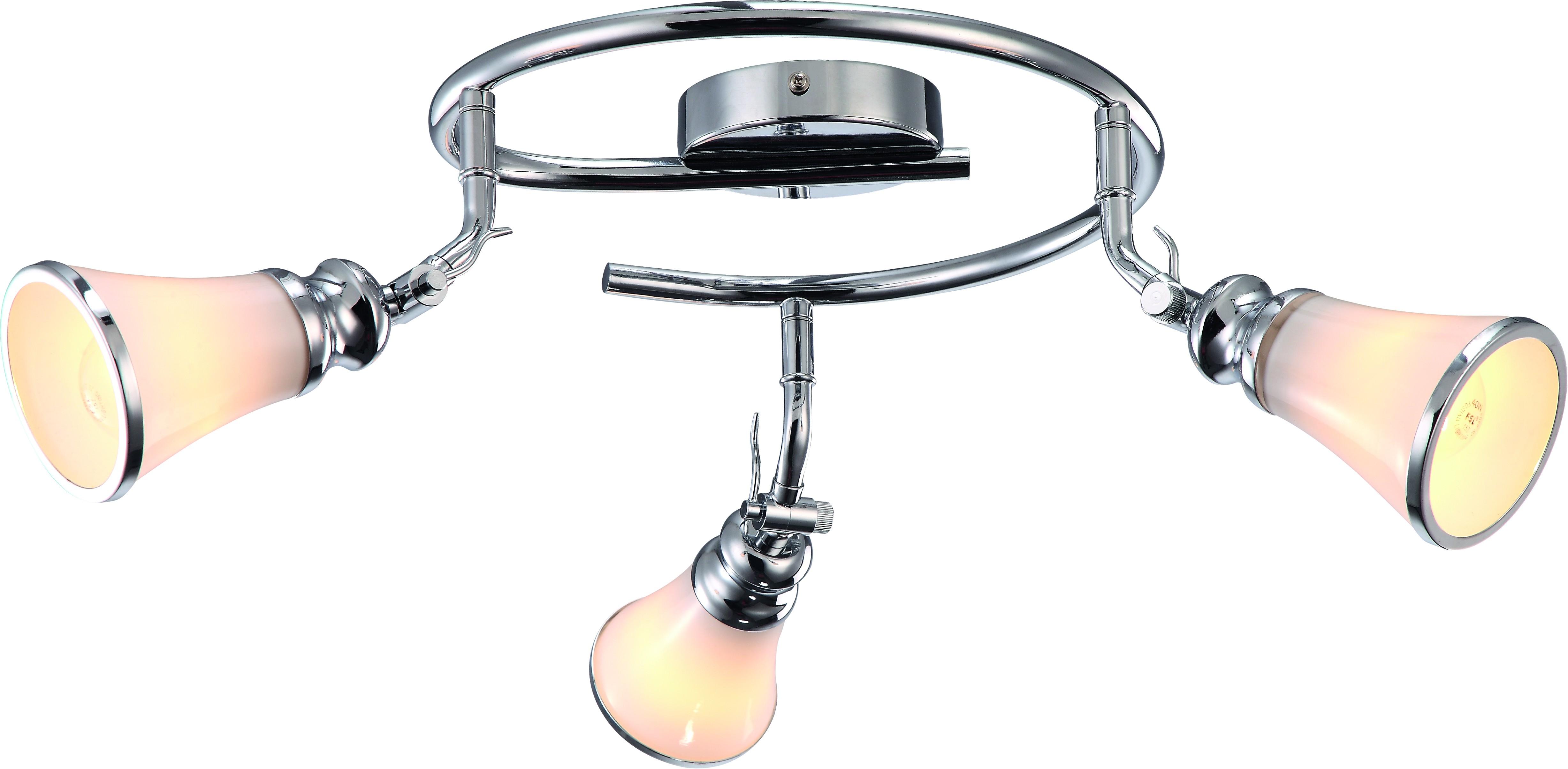 Спот Arte lamp A9231pl-3cc спот a9231pl 3ab arte lamp