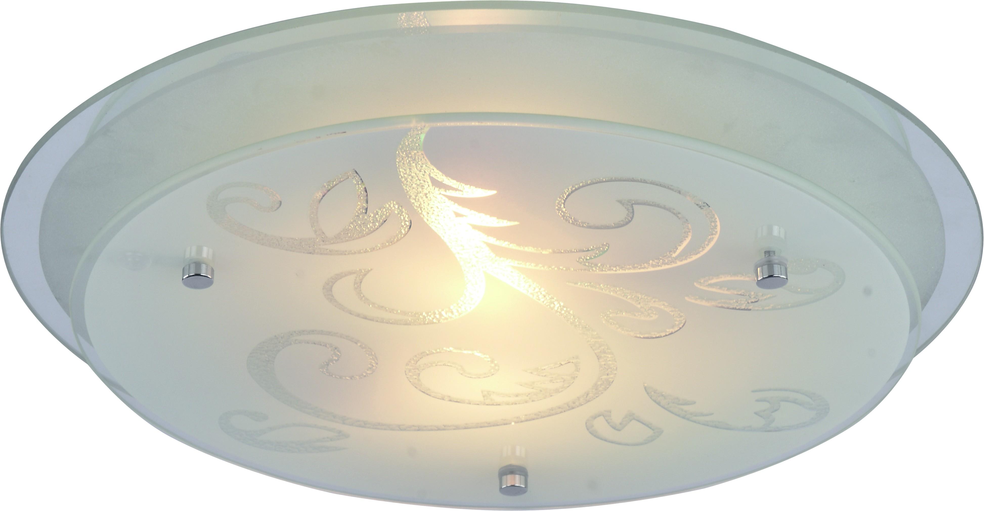 Светильник настенно-потолочный Arte lamp A4865pl-2cc светильник настенно потолочный arte lamp jasmine a4040pl 2cc 2x60вт e27 хром