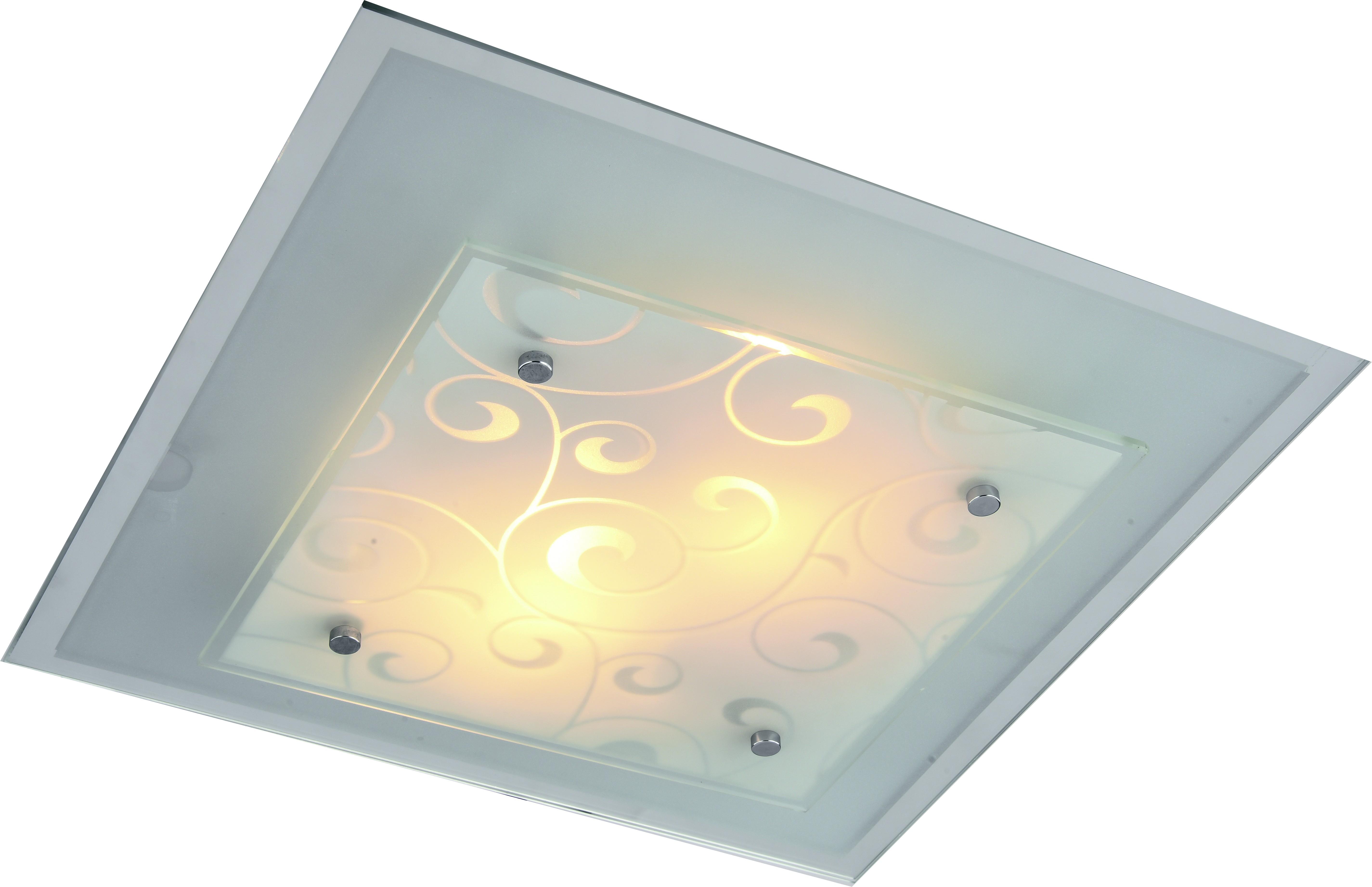 Светильник настенно-потолочный Arte lamp A4807pl-2cc светильник настенно потолочный arte lamp jasmine a4040pl 2cc 2x60вт e27 хром
