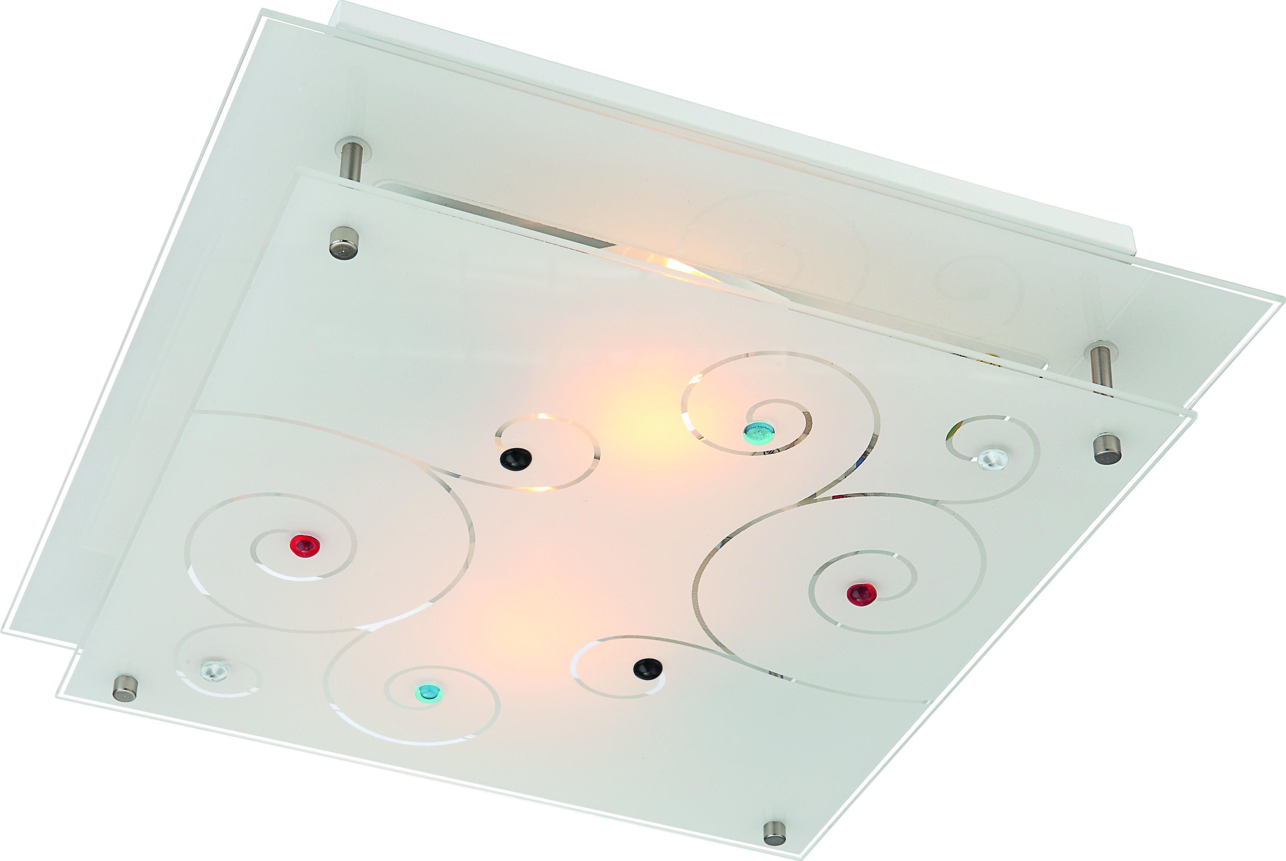 Светильник настенно-потолочный Arte lamp A4814pl-2cc светильник настенно потолочный arte lamp jasmine a4040pl 2cc 2x60вт e27 хром