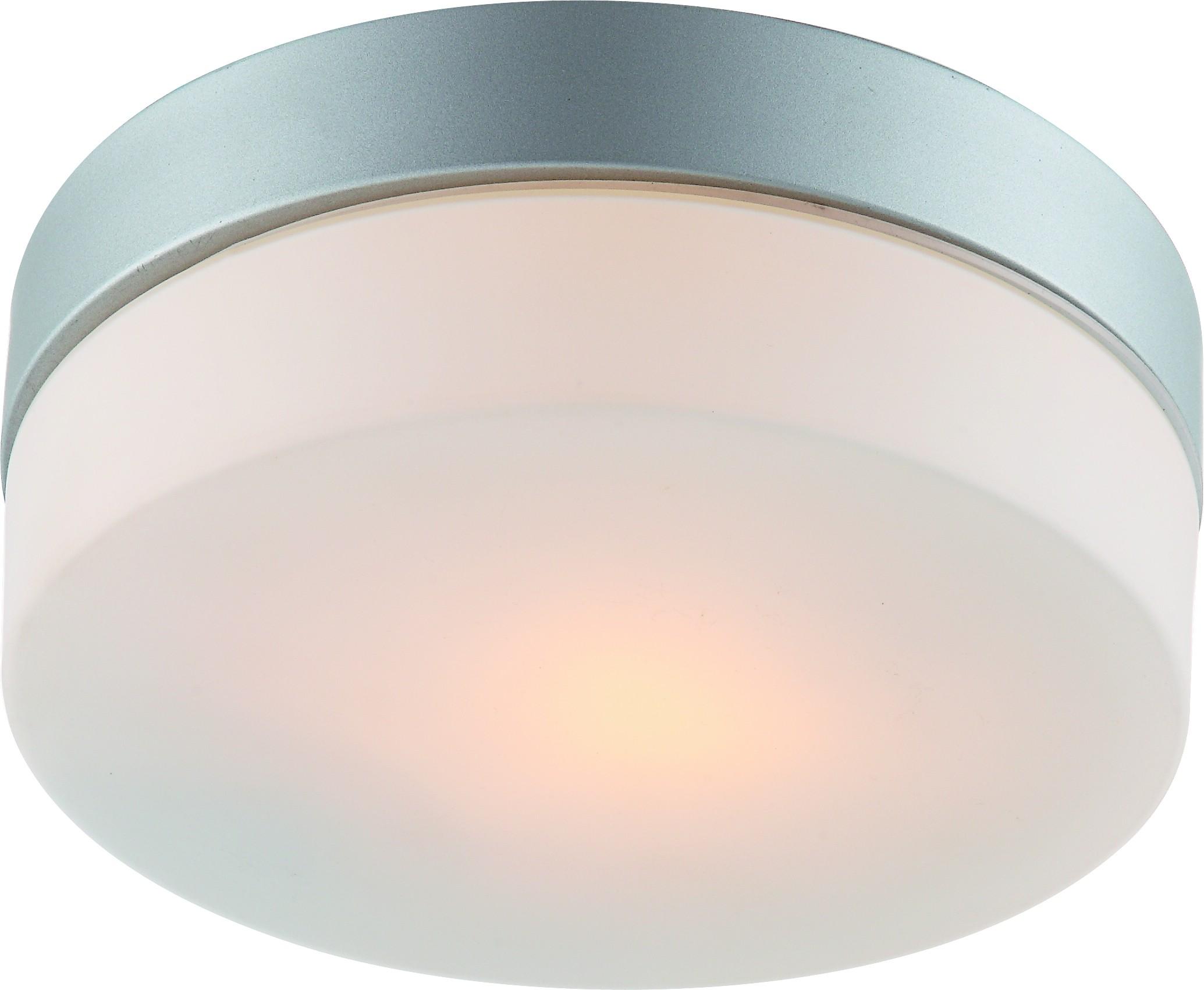 Светильник настенно-потолочный Arte lamp A3211pl-1si светильник настенно потолочный arte lamp a3211pl 3si