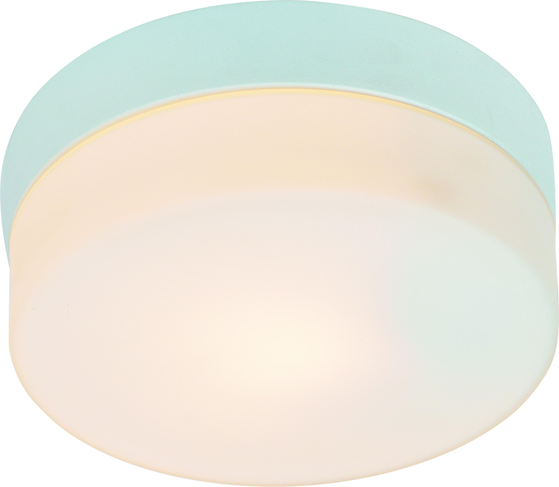 Светильник настенно-потолочный Arte lamp A3211pl-1wh светильник настенно потолочный arte lamp a3211pl 3si