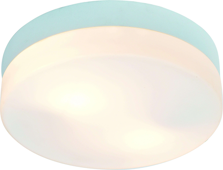 все цены на Светильник настенно-потолочный Arte lamp A3211pl-2wh онлайн