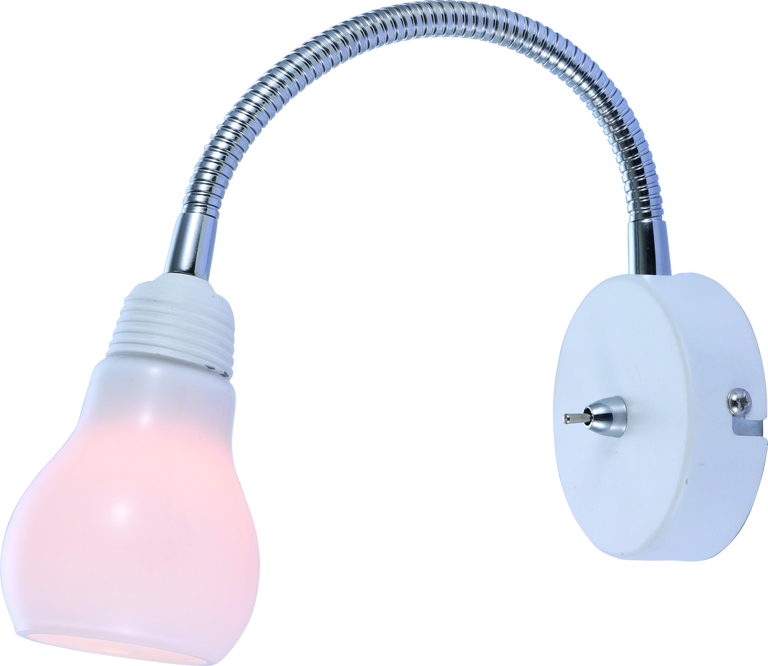 все цены на Бра Arte lamp A5271ap-1wh онлайн