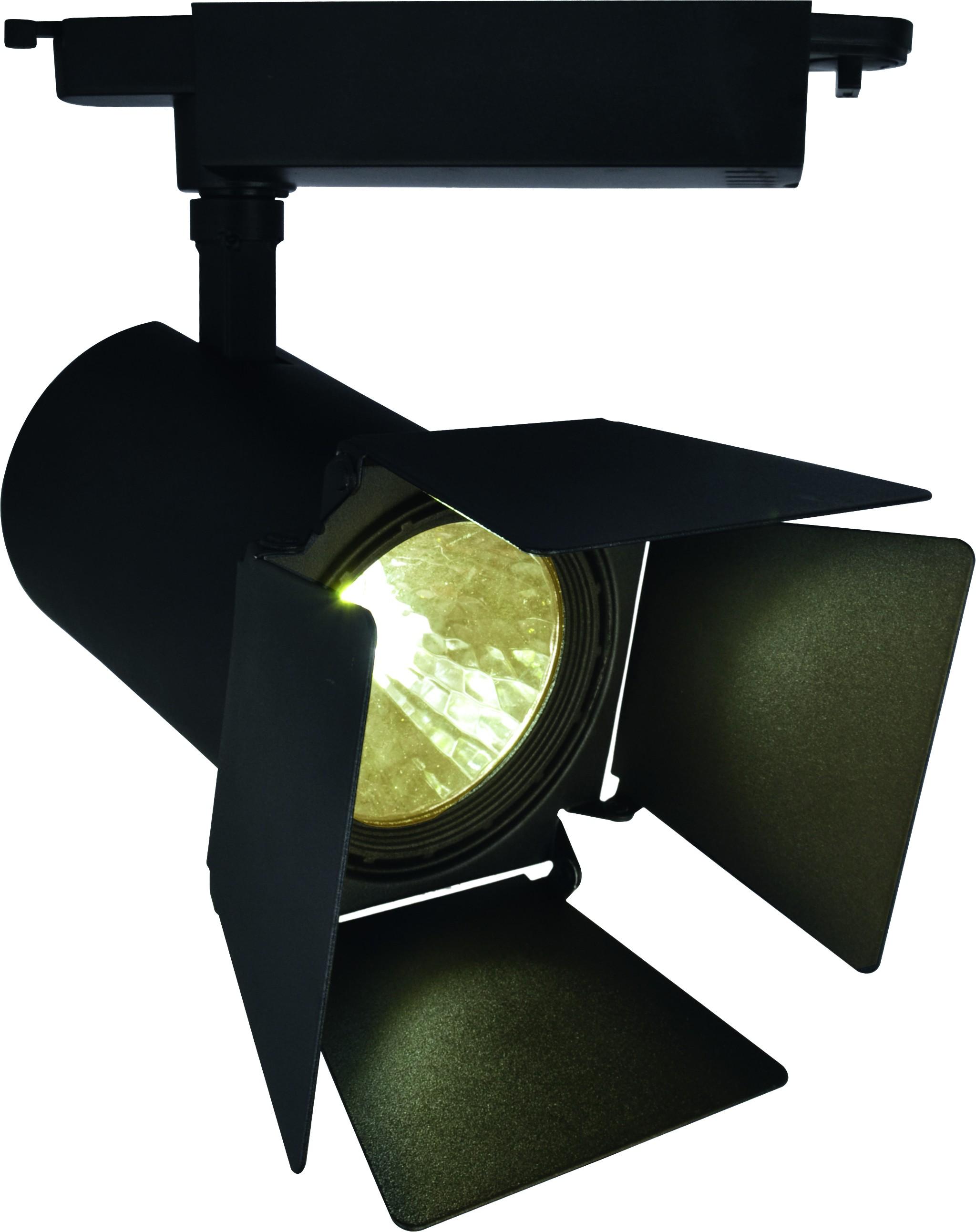 Трек система Arte lamp A6730pl-1bk