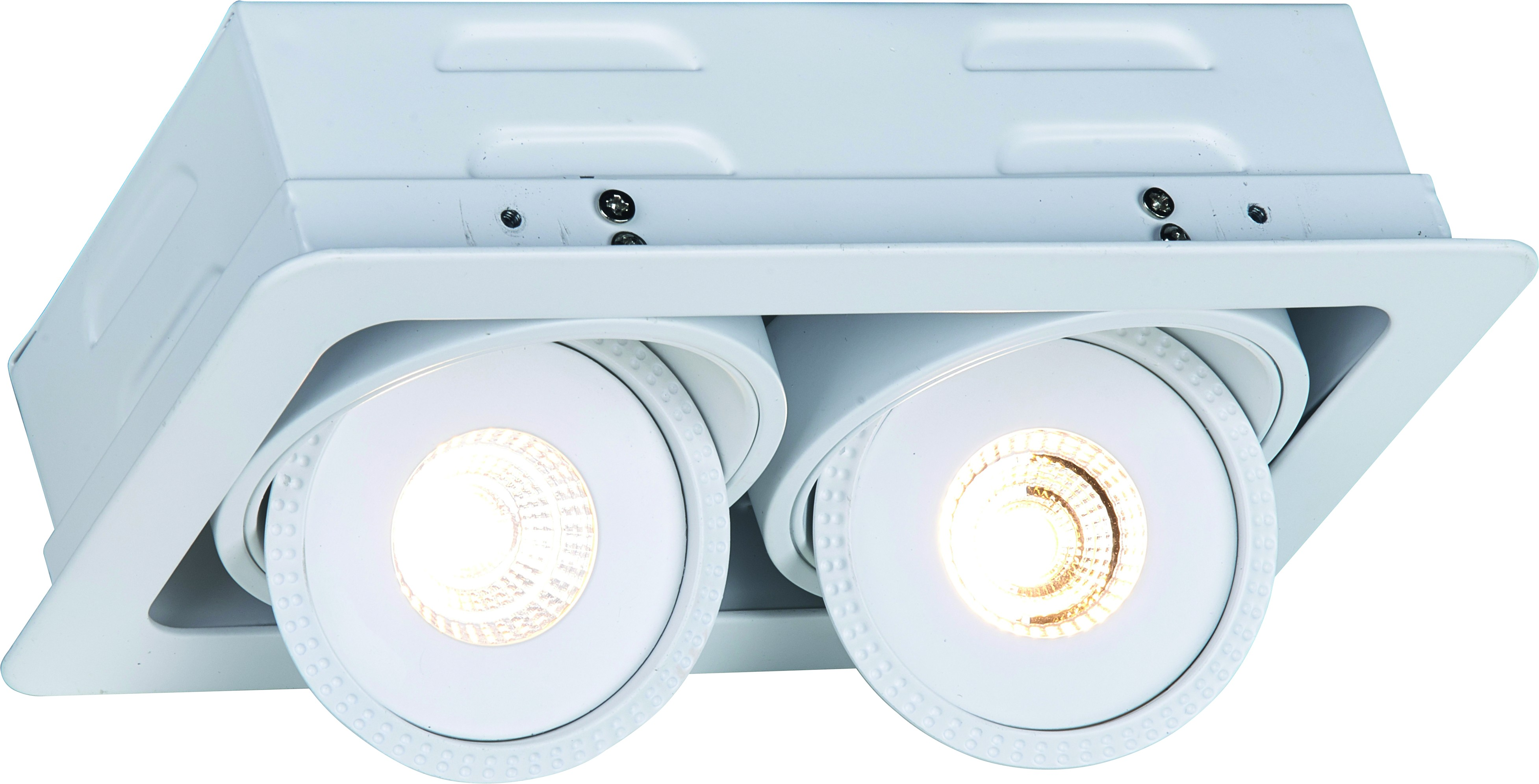 все цены на Светильник встраиваемый Arte lamp A3007pl-2wh