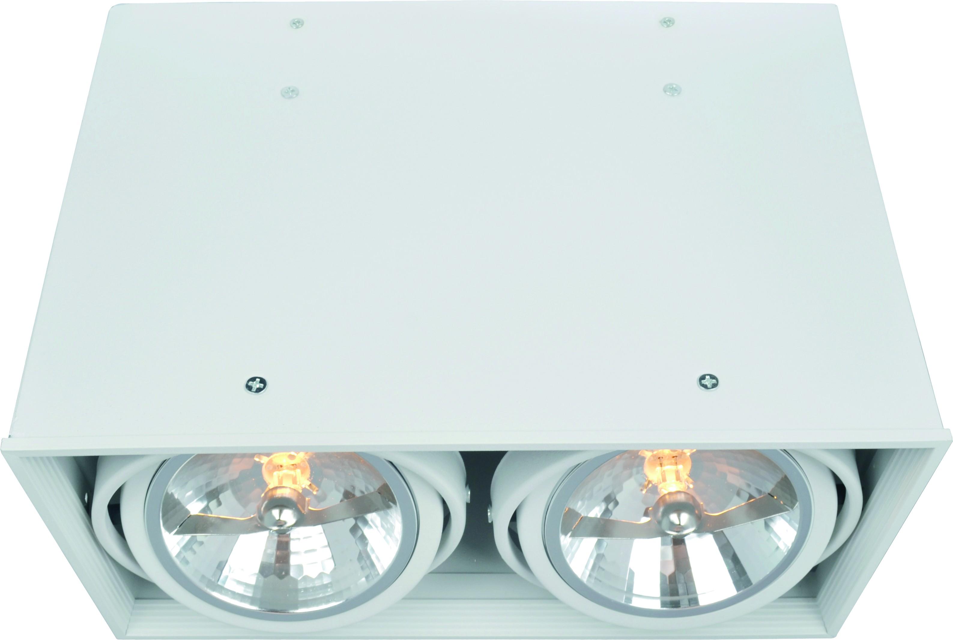 Светильник встраиваемый Arte lamp A5936pl-2wh встраиваемый светильник arte lamp studio a3007pl 2wh
