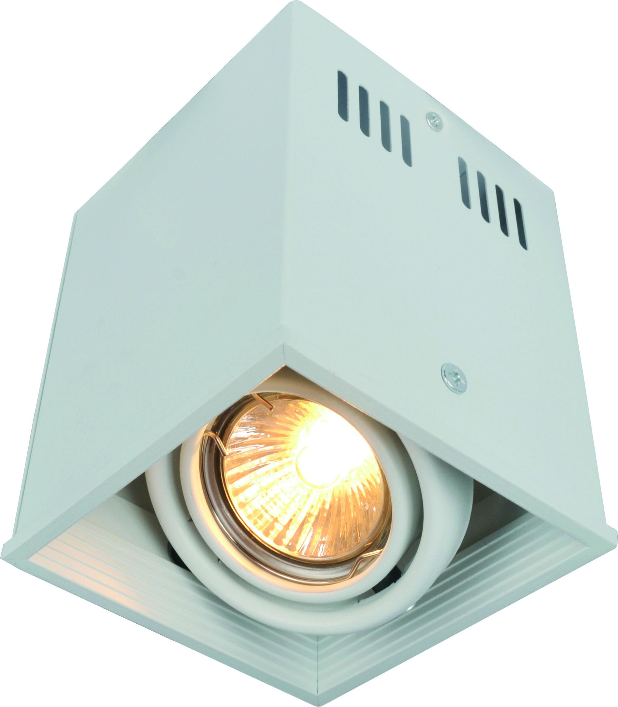 Светильник встраиваемый Arte lamp A5942pl-1wh встраиваемый светильник arte lamp cielo a7314pl 1wh