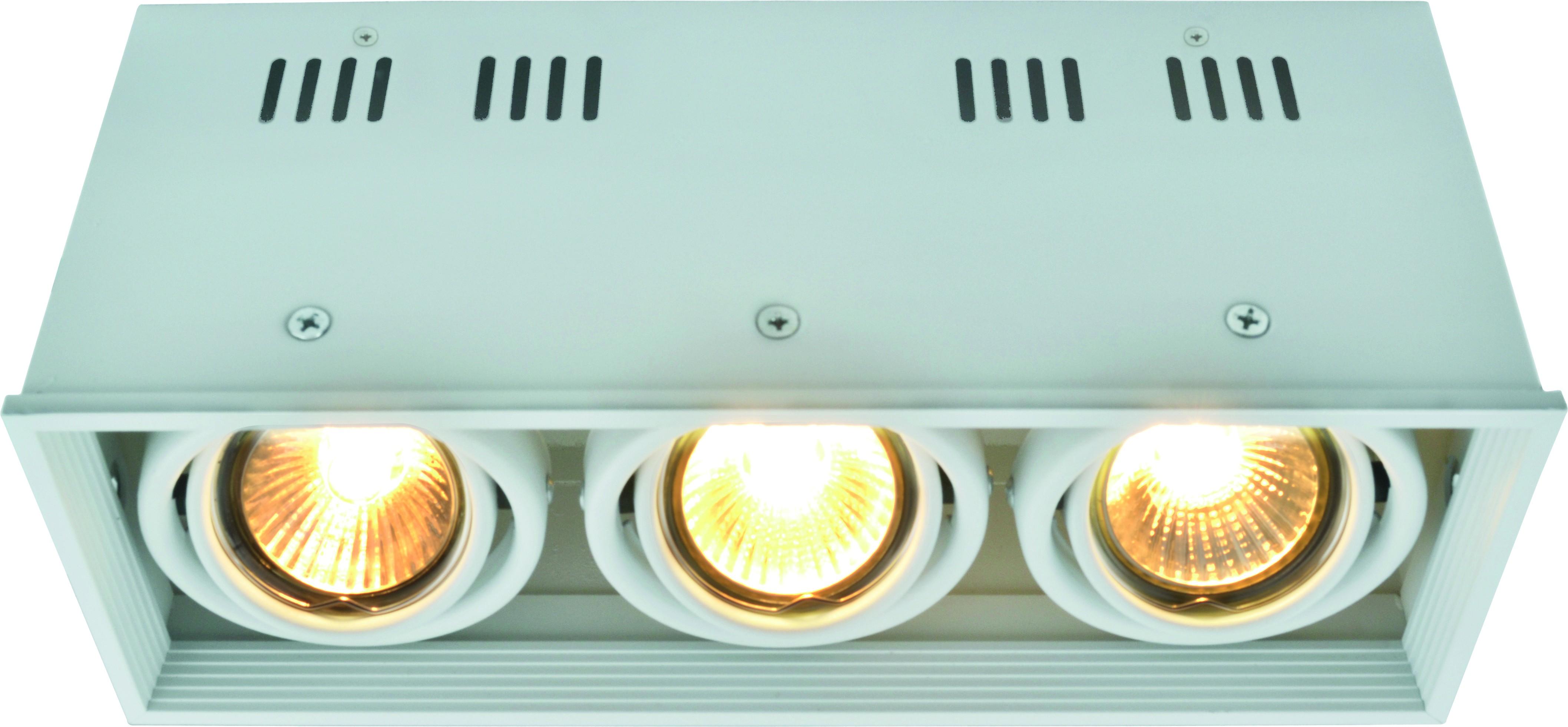 Светильник встраиваемый Arte lamp A5942pl-3wh накладной светильник arte lamp cardani a5942pl 3wh