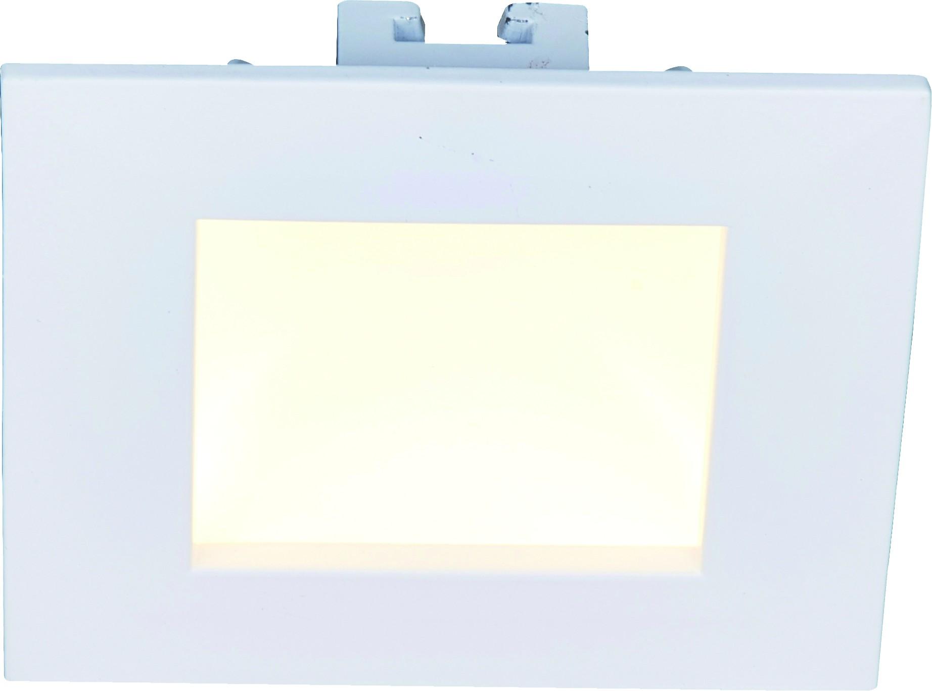 Светильник встраиваемый Arte lamp A7408pl-1wh встраиваемый светильник arte lamp cielo a7314pl 1wh