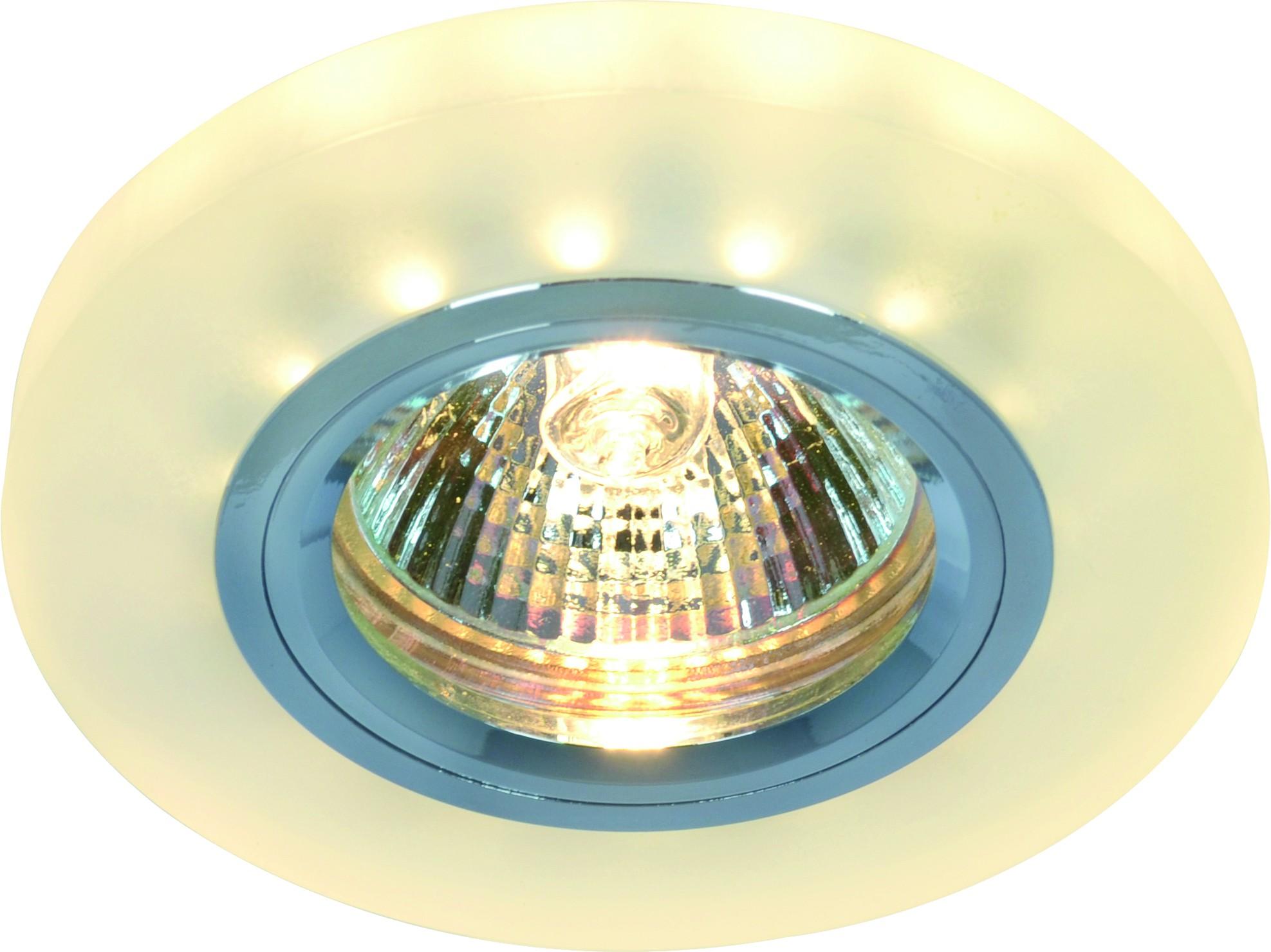 Светильник встраиваемый Arte lamp A5331pl-1wh arte lamp встраиваемый светодиодный светильник arte lamp cardani a1212pl 1wh
