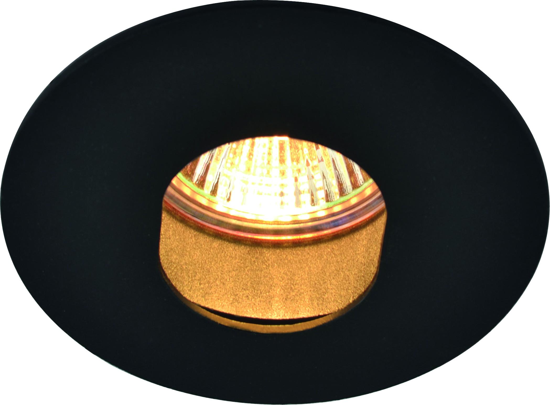 Светильник встраиваемый Arte lamp A3219pl-1bk встраиваемый спот точечный светильник arte lamp accento a3219pl 1ss