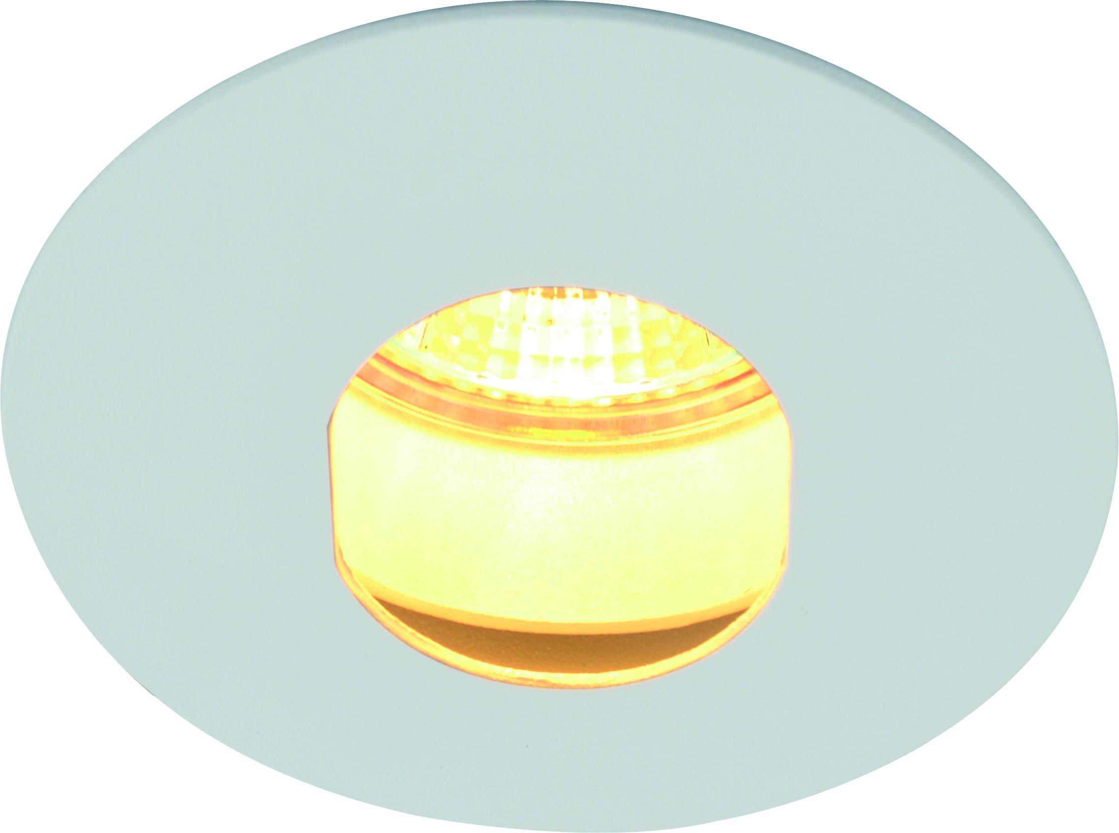 Светильник встраиваемый Arte lamp A3219pl-1wh встраиваемый спот точечный светильник arte lamp accento a3219pl 1ss