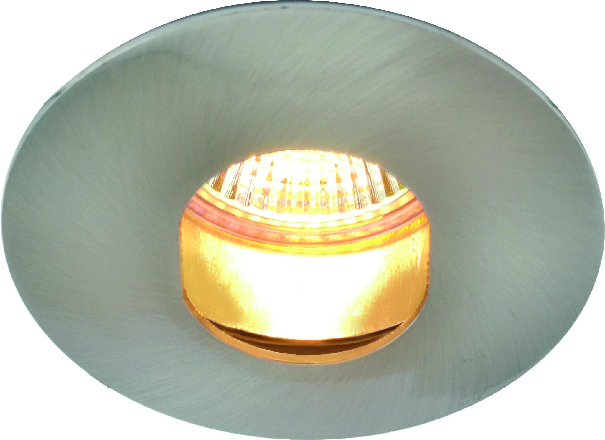 Светильник встраиваемый Arte lamp A3219pl-1ss встраиваемый спот точечный светильник arte lamp accento a3219pl 1ss