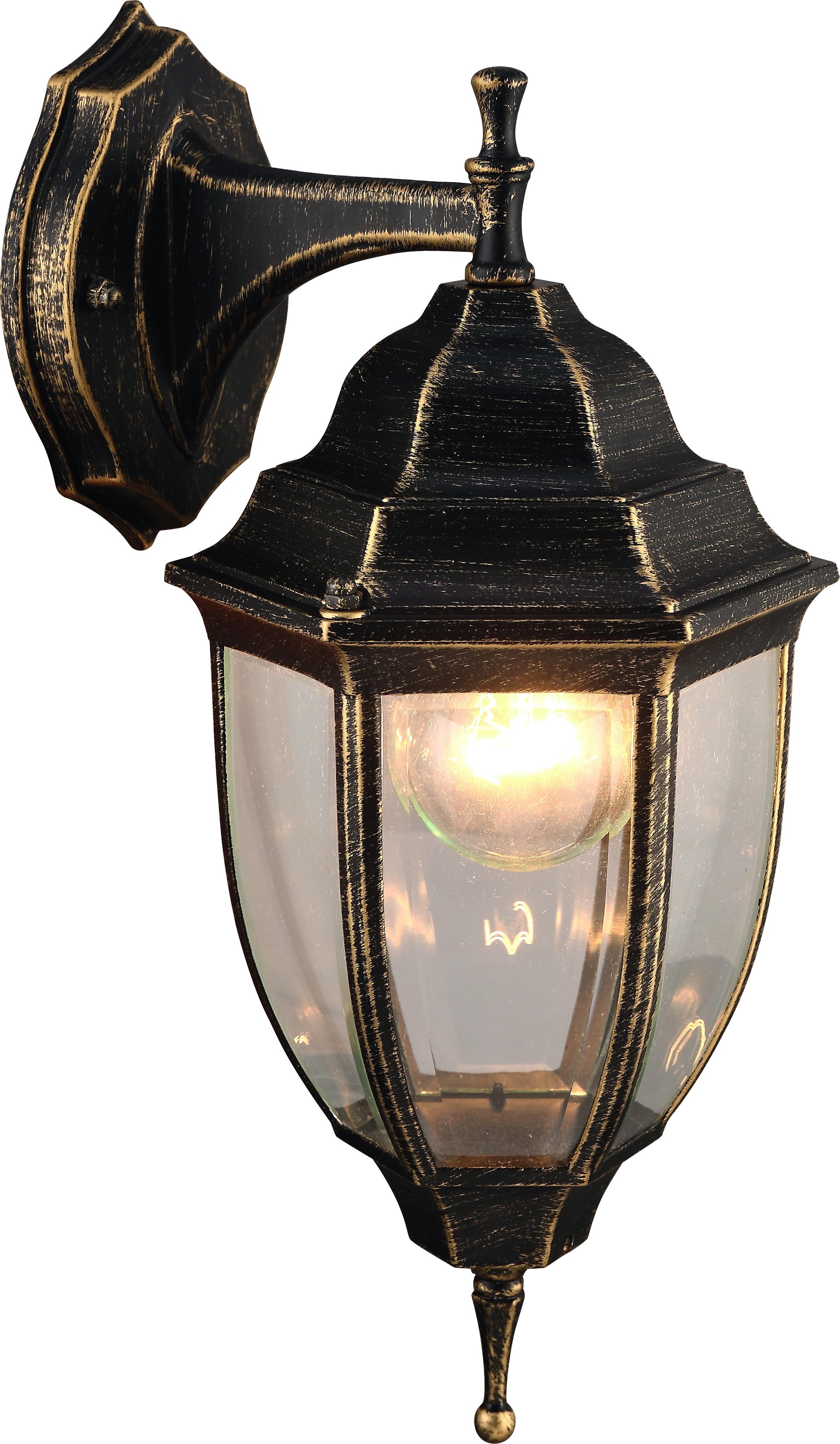 Светильник уличный Arte lamp A3152al-1bn