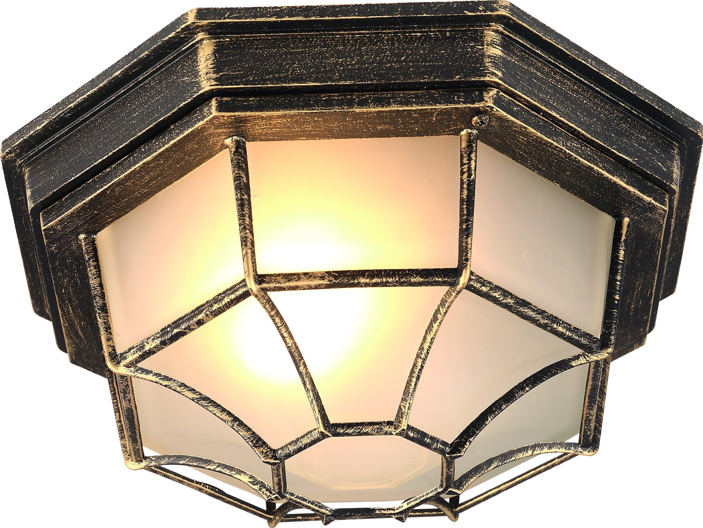 Светильник уличный Arte lamp A3121pf-1bn