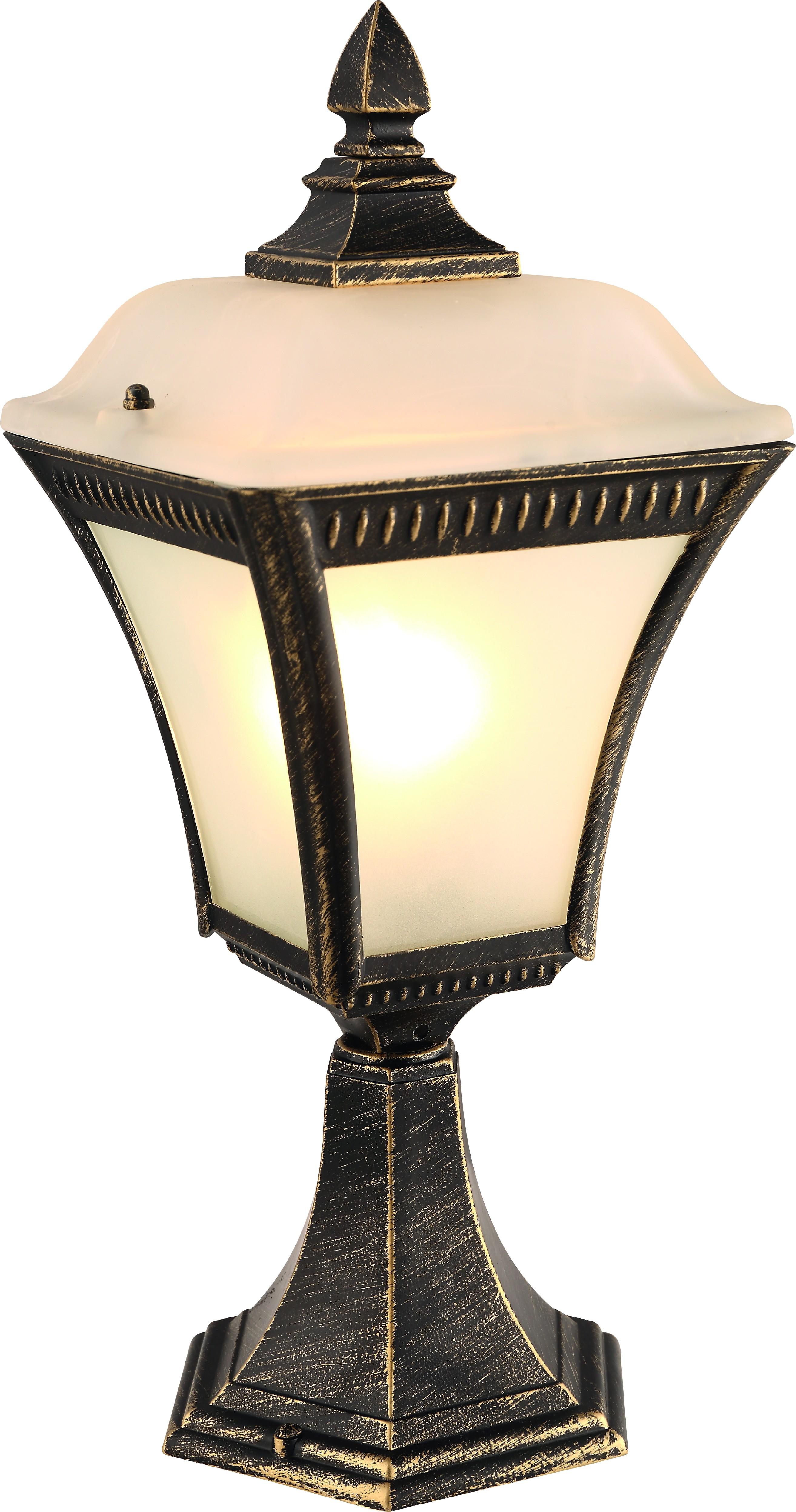 Светильник уличный Arte lamp A3161fn-1bn наземный низкий светильник arte lamp memphis a3161fn 1bn