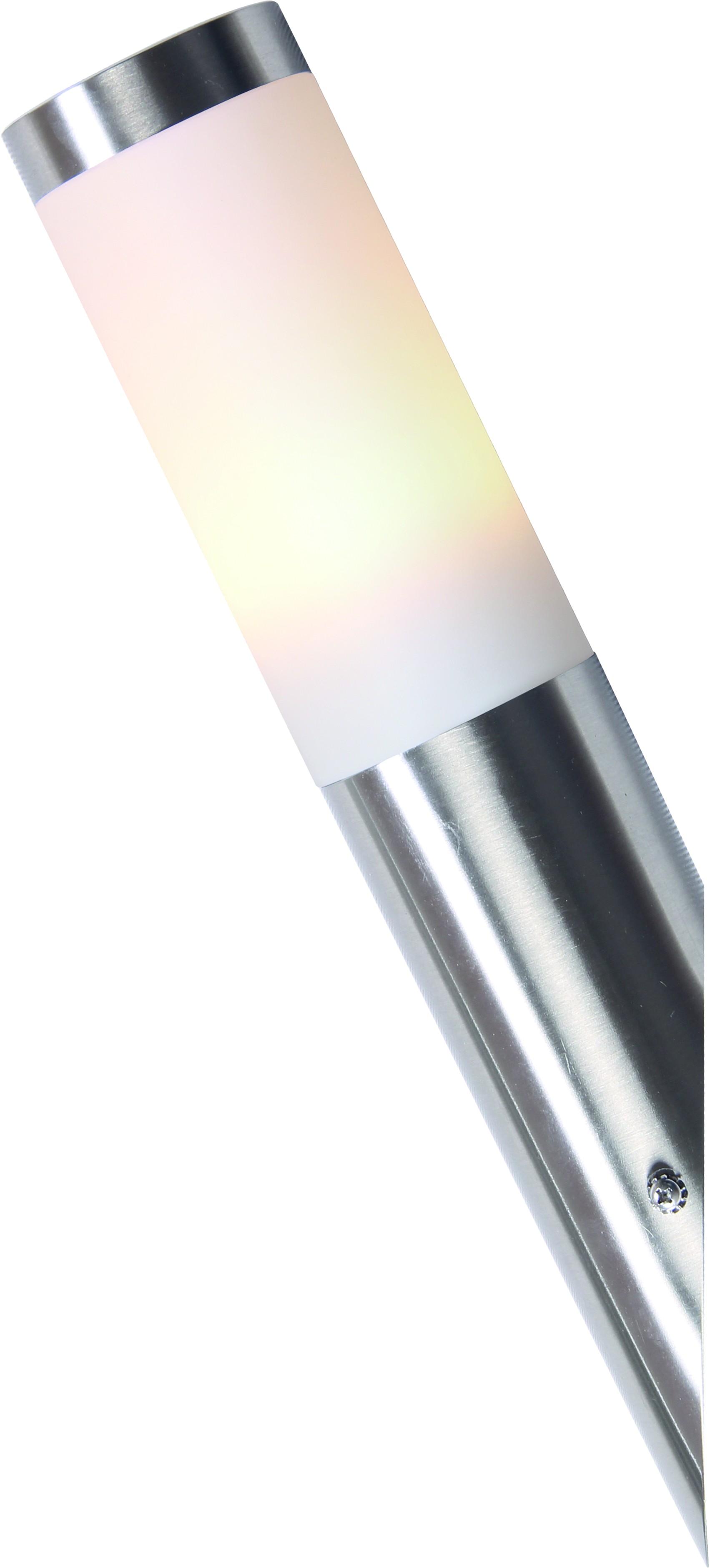 Светильник уличный Arte lamp A3157al-1ss торшер 43 a2054pn 1ss arte lamp 1176958