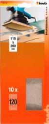 Купить Лист шлифовальный Kwb 8187-04