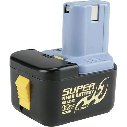 Аккумулятор Hitachi Eb1233x аккумулятор hitachi 323226