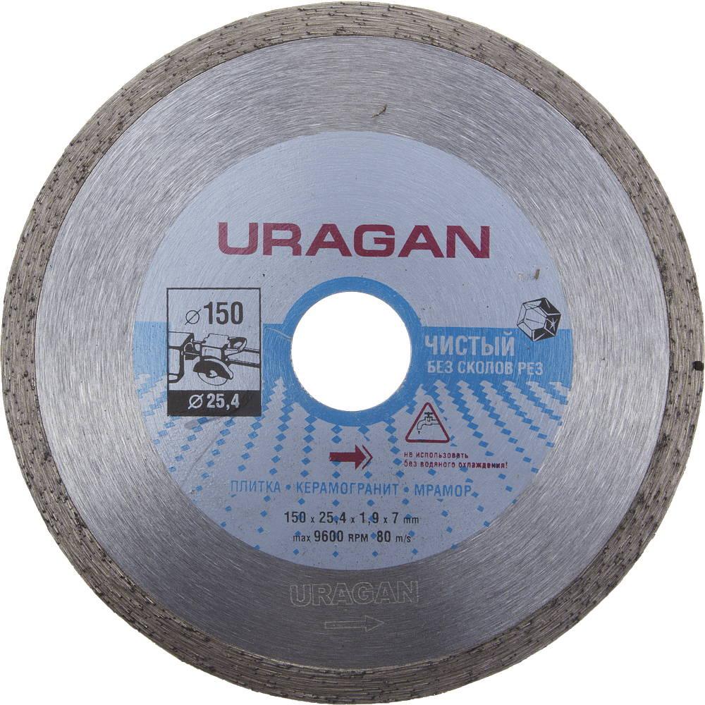цены Круг алмазный Uragan 909-12172-150