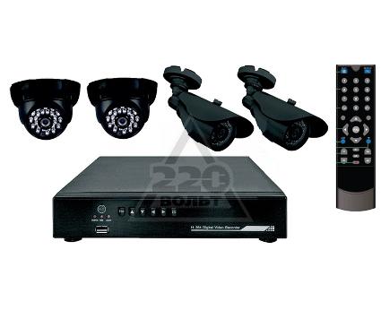 Комплект видеонаблюдения PROCONNECT 45-0415