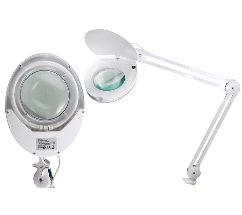 Фото - Лупа-лампа на струбцине Rexant 31-0221 лампа лупа daylight для рукоделия напольно настольная en1091