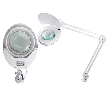 Лупа-лампа на струбцине REXANT 31-0221