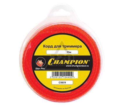 Леска для триммеров CHAMPION C5039