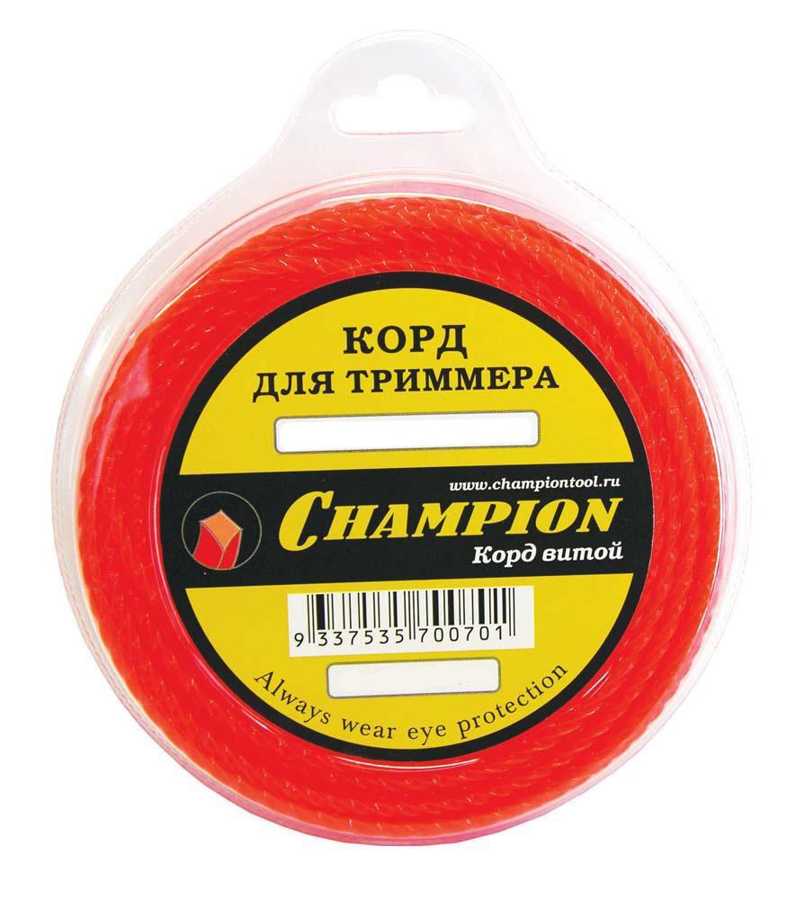 Леска для триммеров Champion C7003