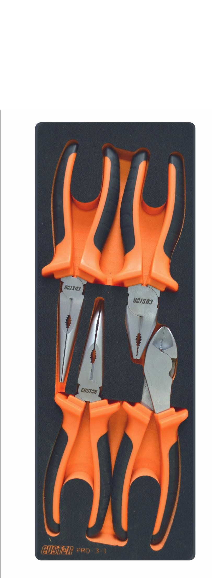 Набор инструментов Custor Pro-3-1
